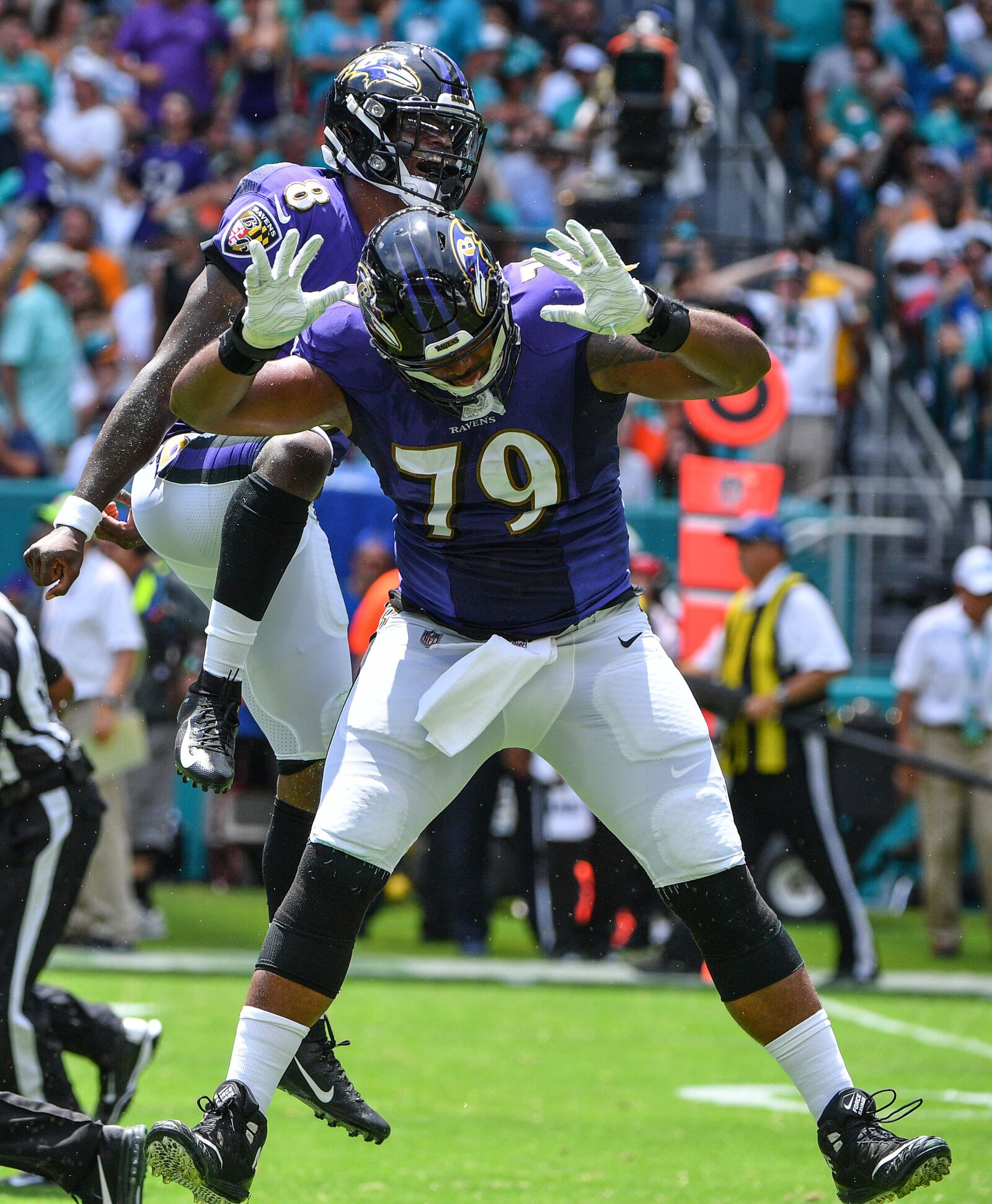 Baltimore Ravens: Ronnie Stanley deserving of All-Pro praise
