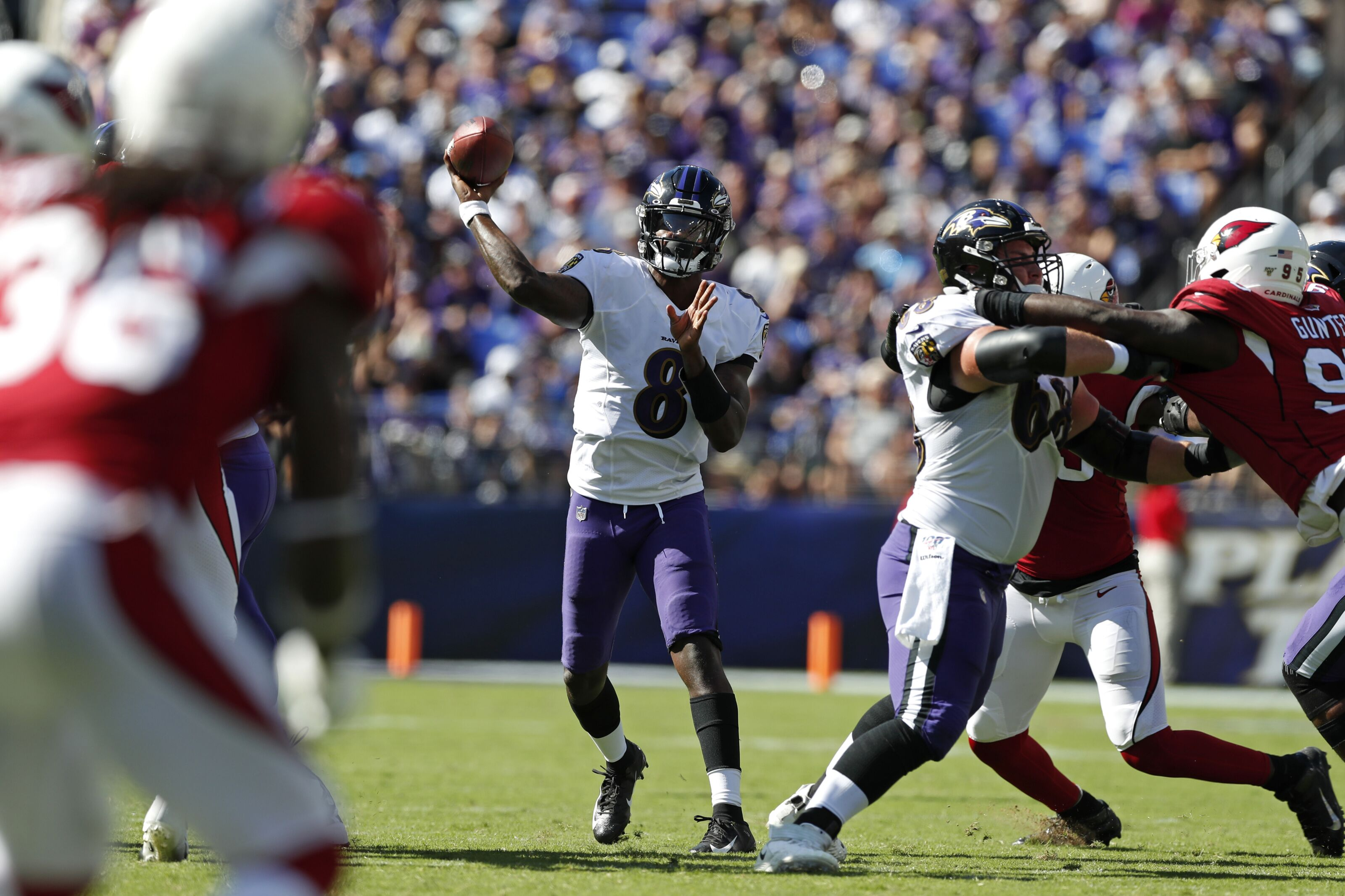 Baltimore Ravens: Lamar Jackson is taking his place at the throne