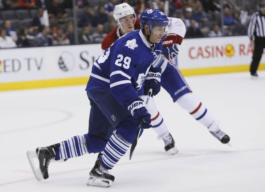Toronto Maple Leafs Roster Battles: Brad Boyes Or Michael Grabner As First-Line Right Winger?