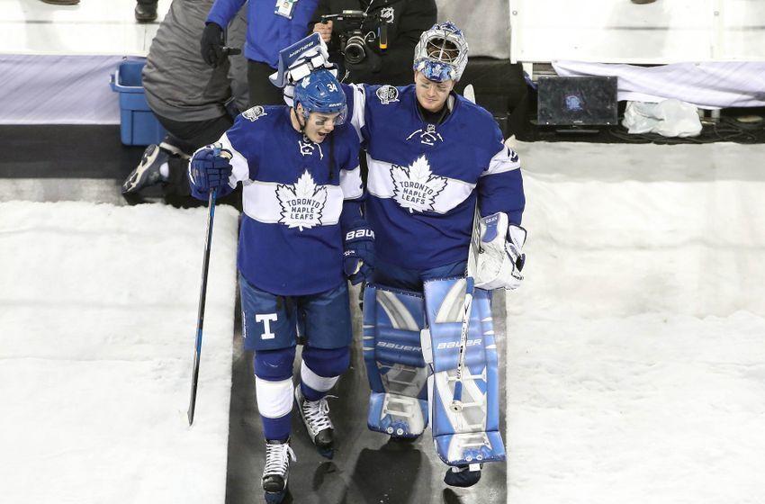 best sneakers bb52f ed935 Toronto Maple Leafs: Three Takeaways From Centennial Classic Win
