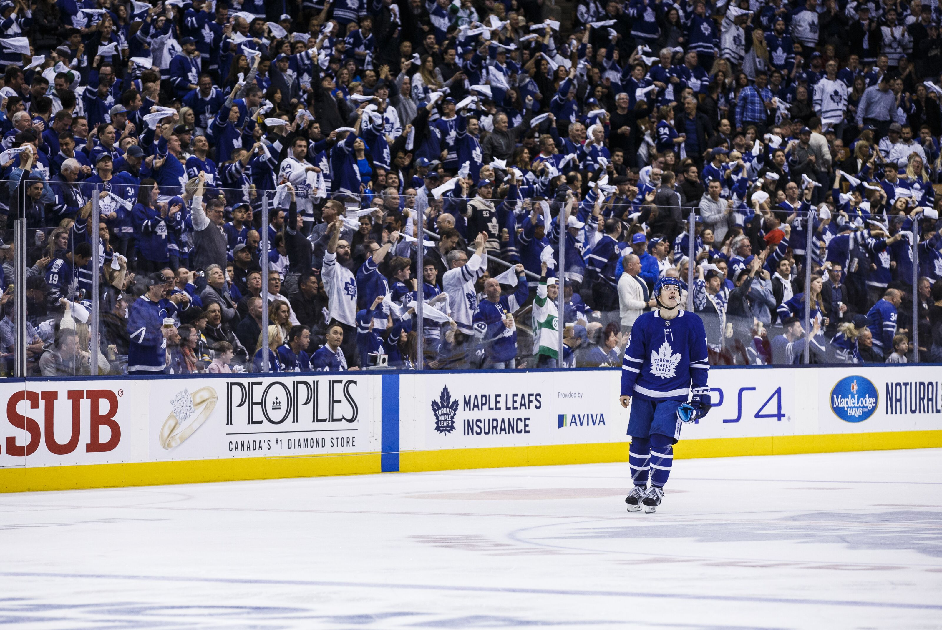 Toronto Maple Leafs: Marner Signing an Offer-Sheet is Unforgivable