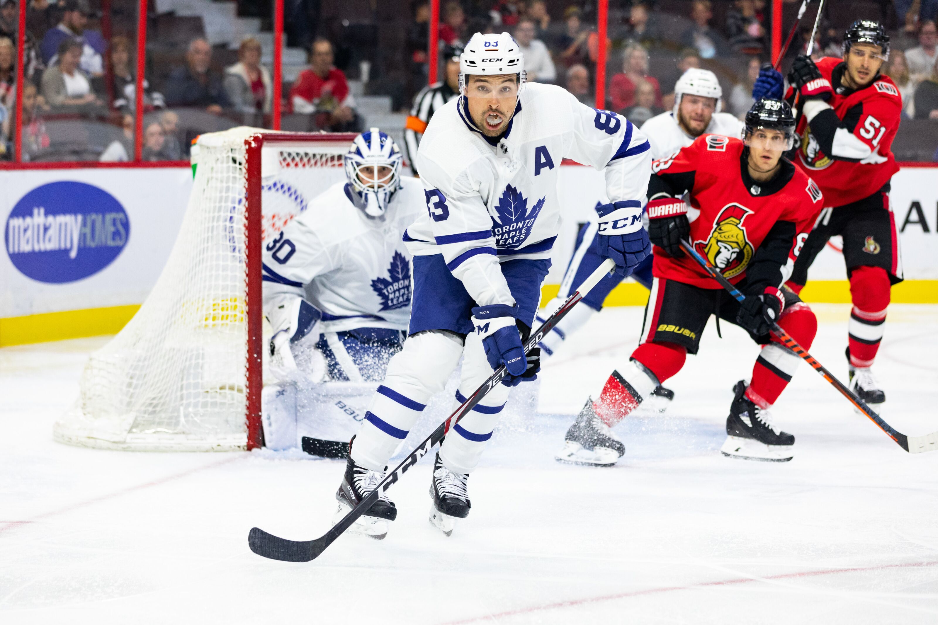 How the Toronto Maple Leafs Can Create Cap Space