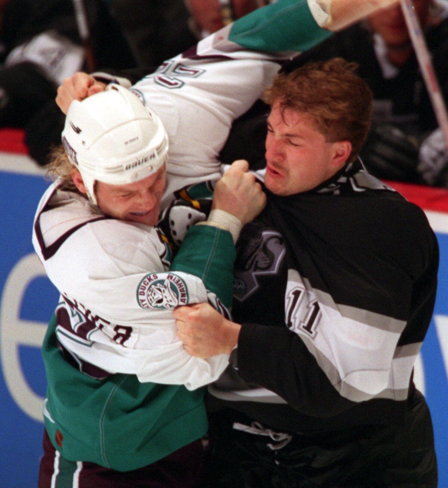 Toronto Maple Leafs Quadruple Down on Lack of Toughness