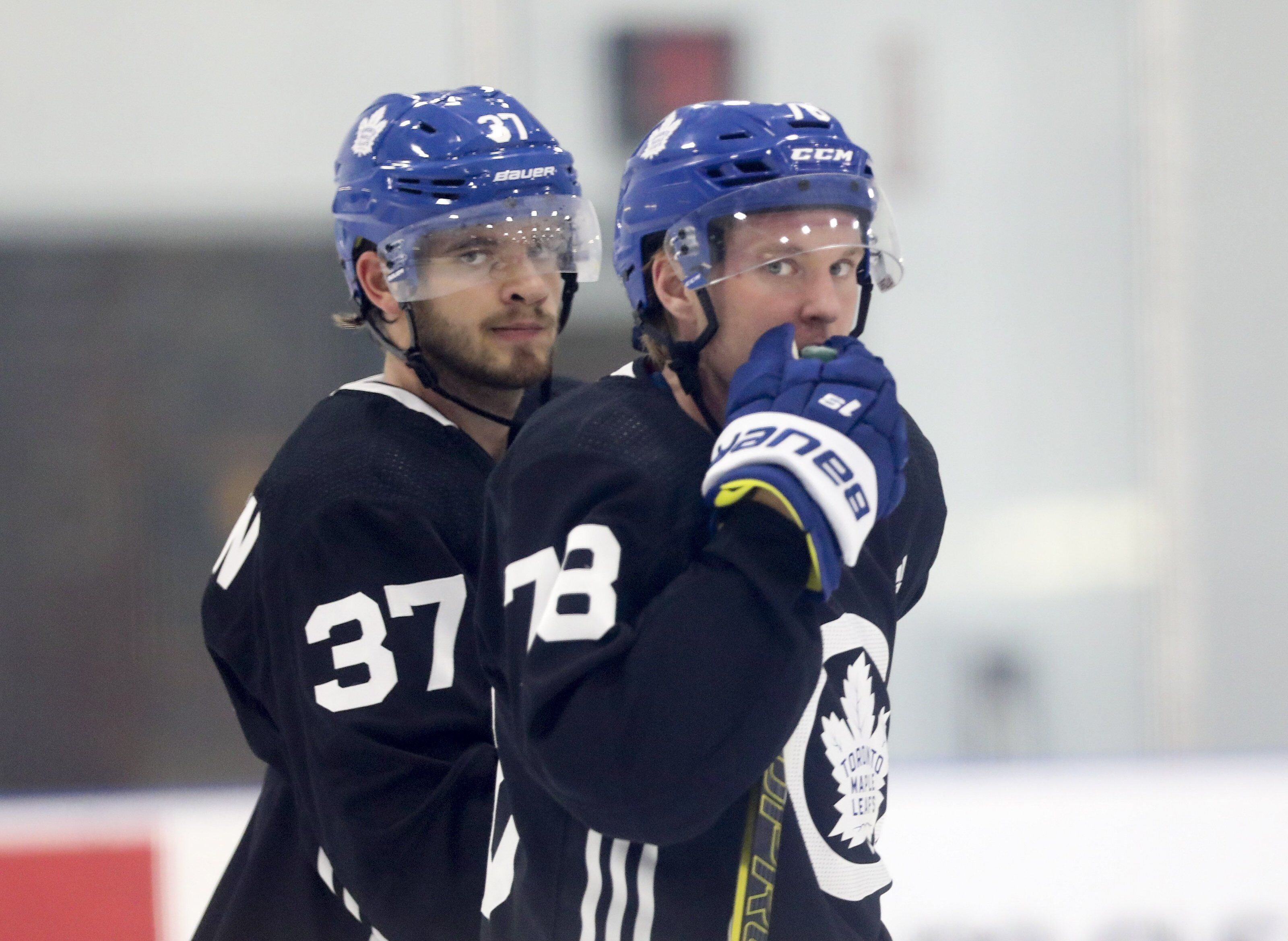 Are Sandin and Liljegren Good Enough for the Toronto Maple Leafs?