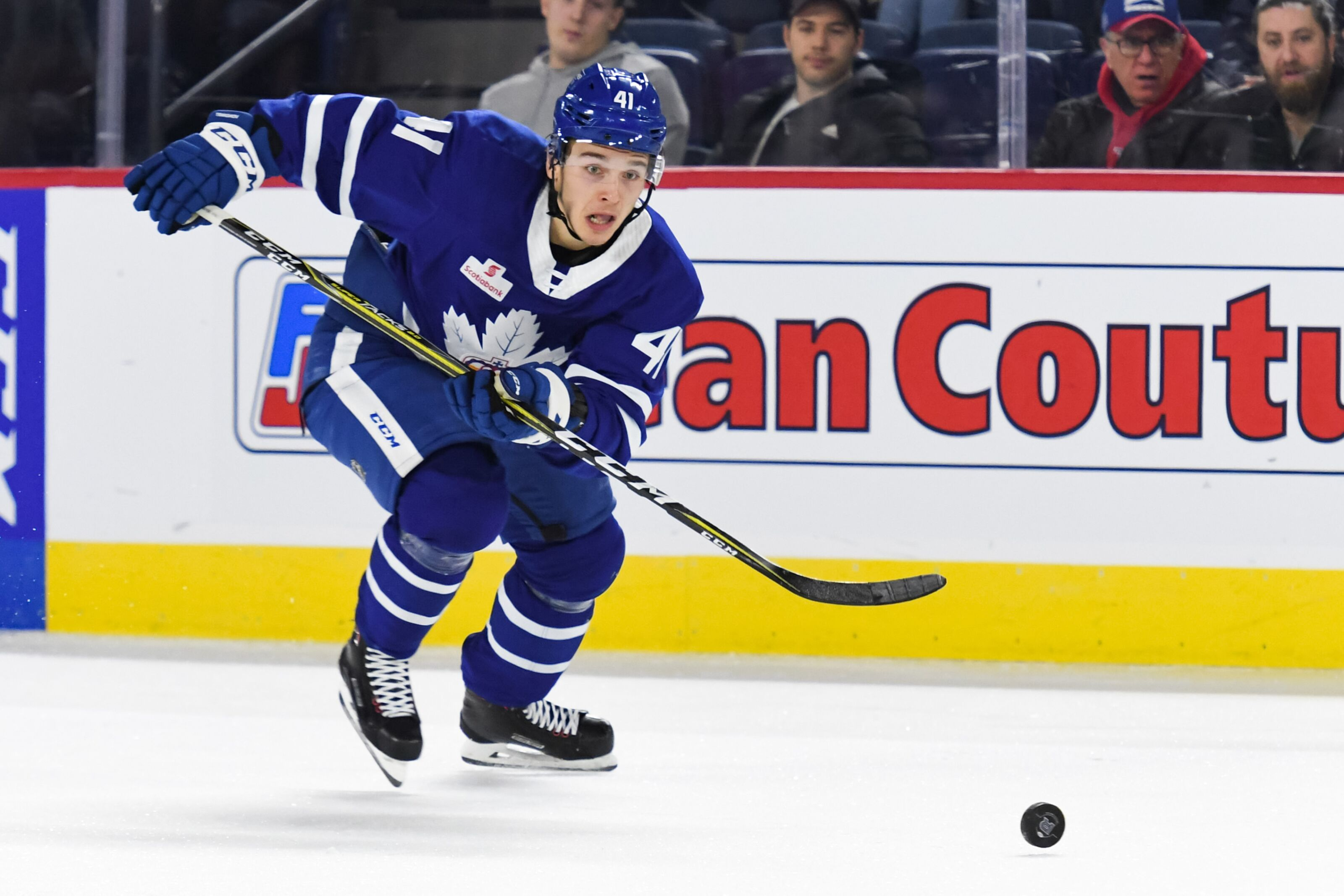 Toronto Maple Leafs: More Marlies Moves Are Coming