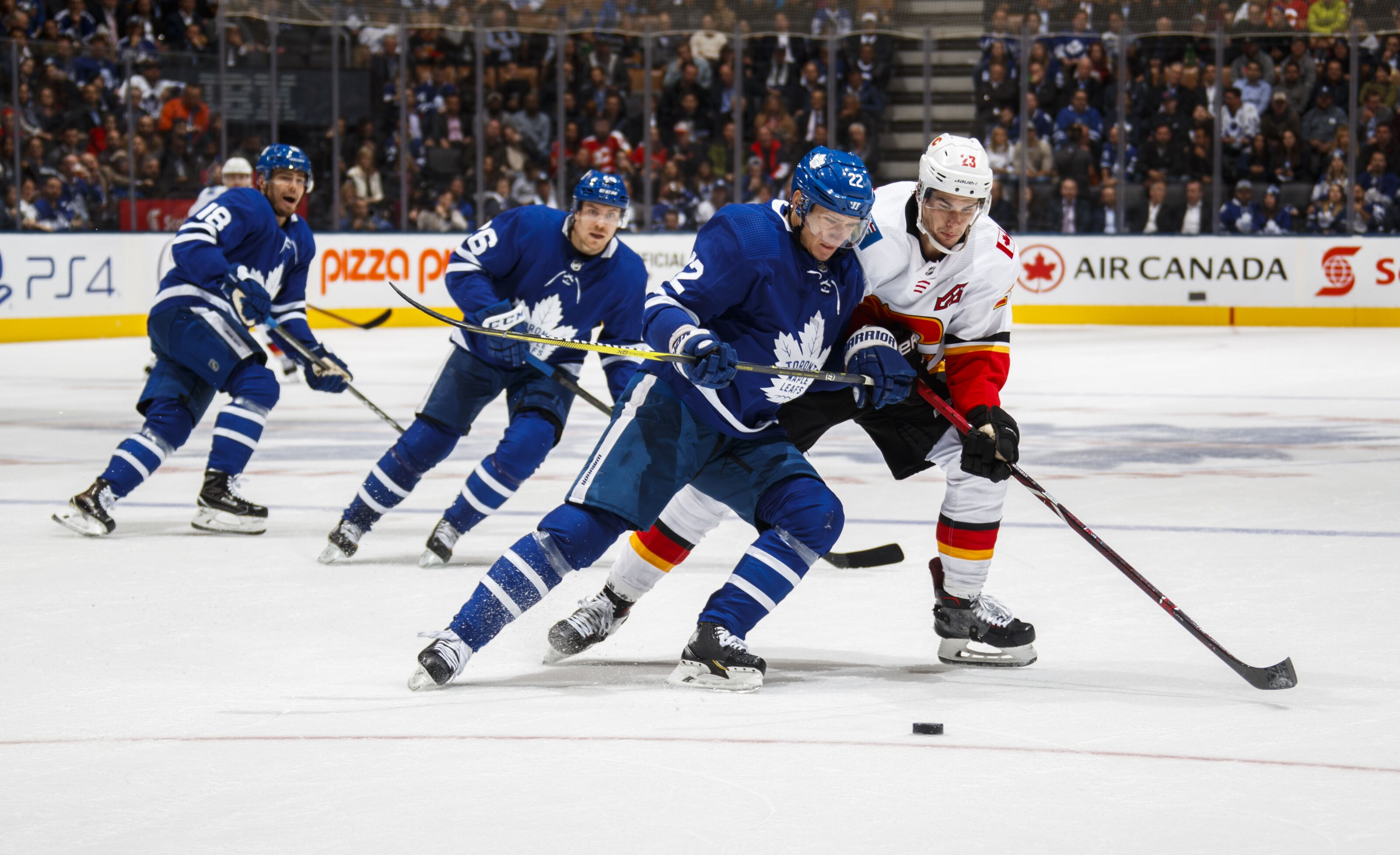 Toronto Maple Leafs and the (Dreaded) Stretch Pass