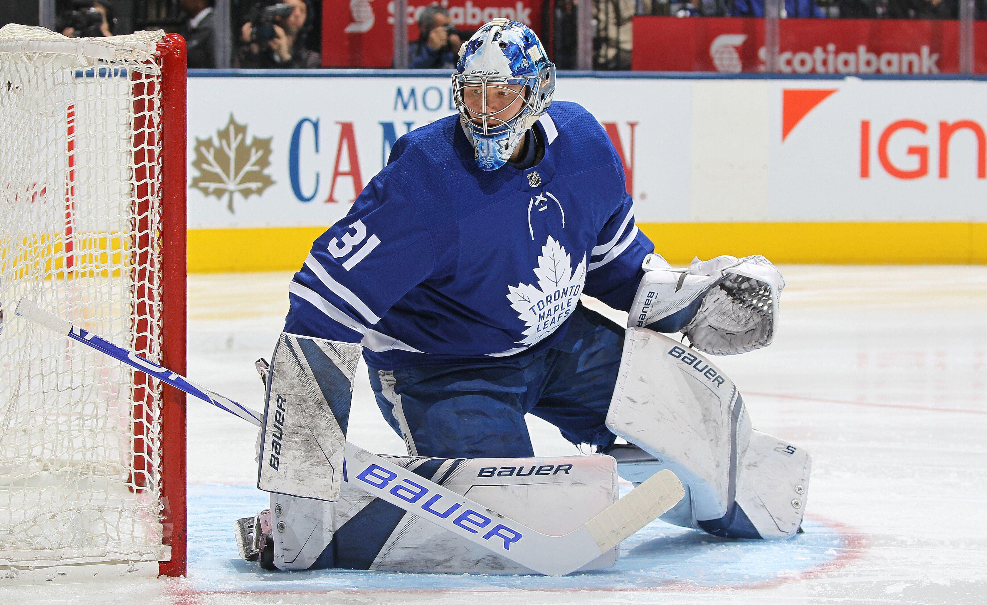 Toronto Maple Leafs Countdown to Camp: Frederik Andersen