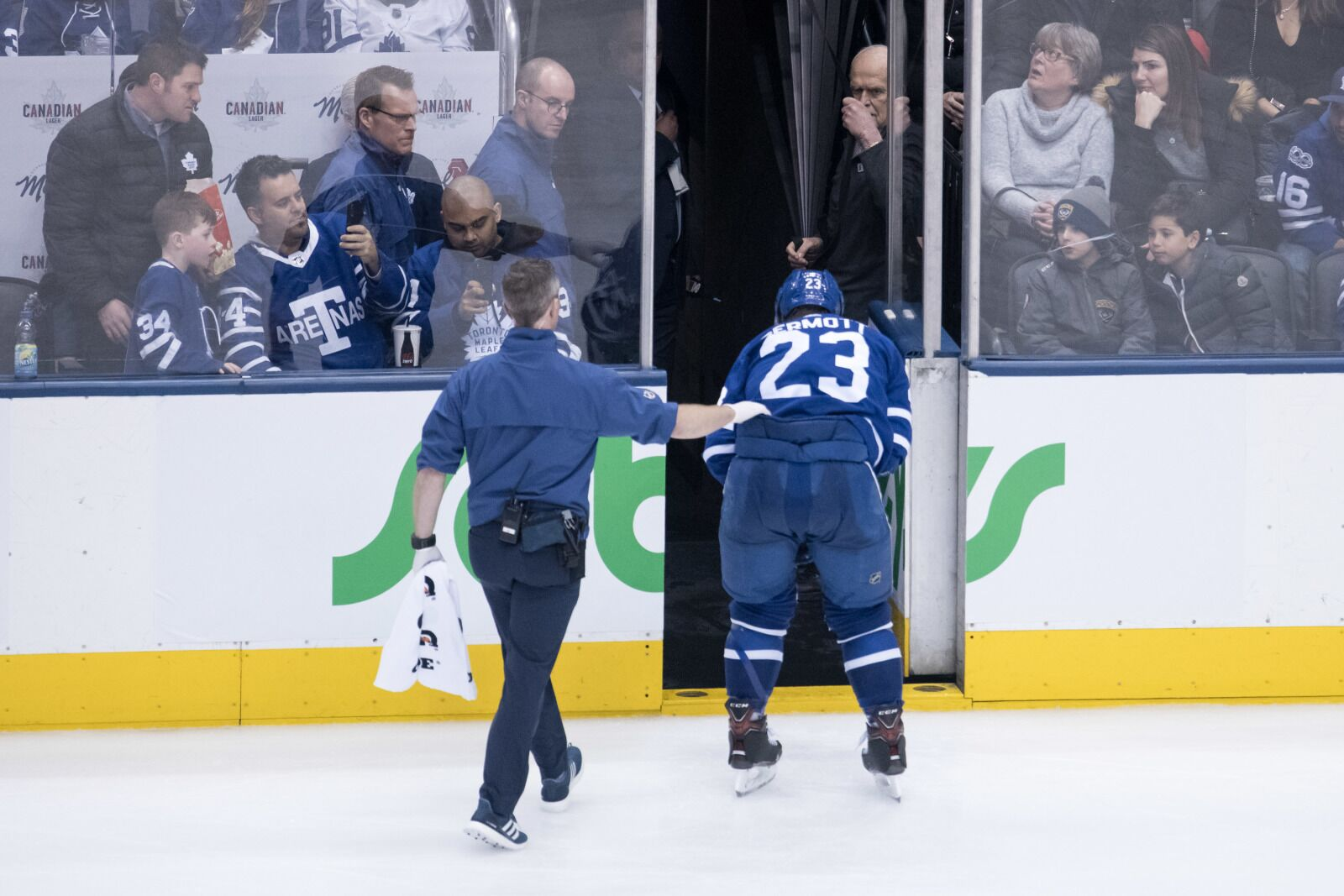 Toronto Maple Leafs: What Do You Think? – Injuries Follow Up