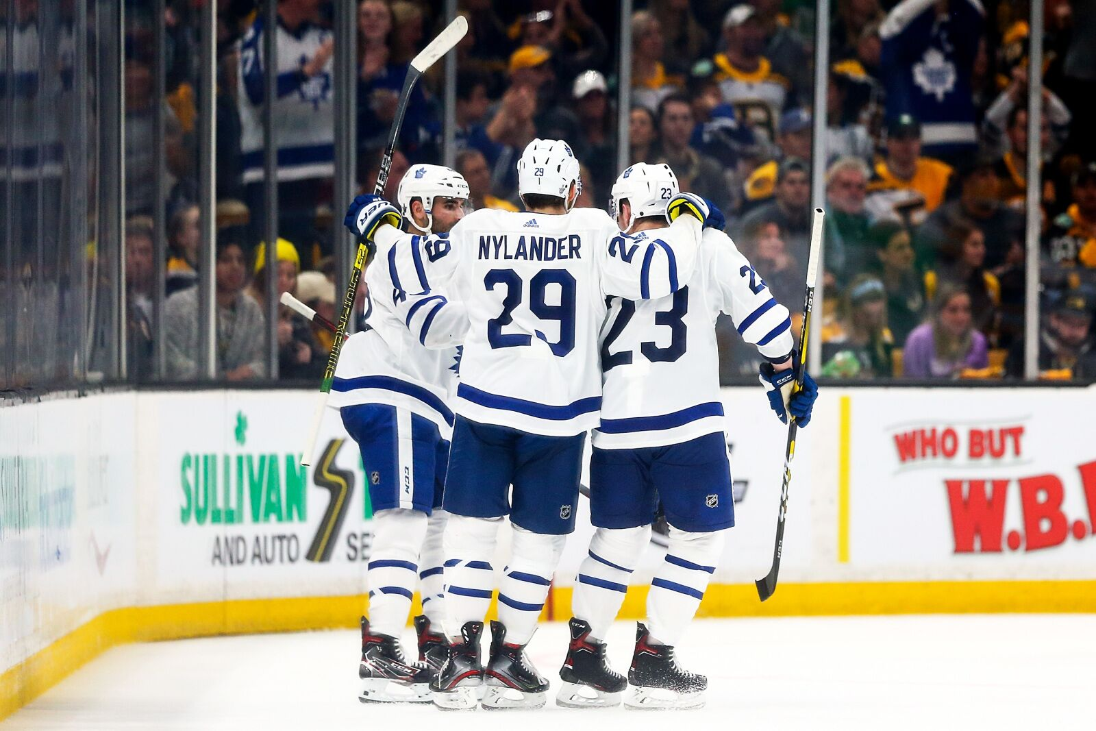 Toronto Maple Leafs: A New Look Leafs/Bruins Series