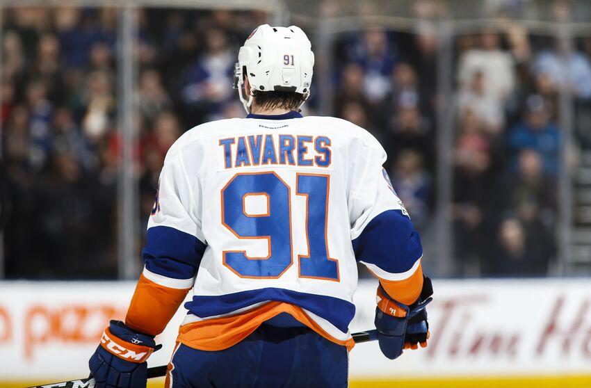 official photos e4246 d9057 Toronto Maple Leafs: Craig Button Has a 'John Tavares Idea'