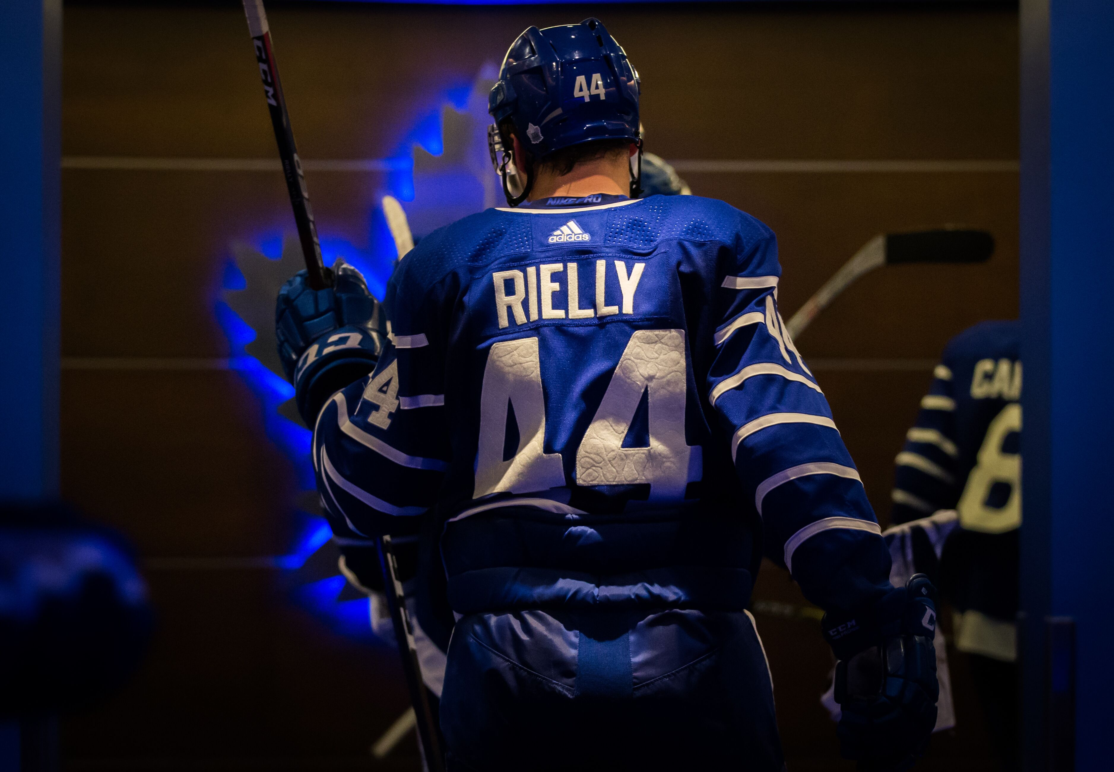 finest selection 1fc06 94f2f Toronto Maple Leafs: Morgan Rielly Should be Captain