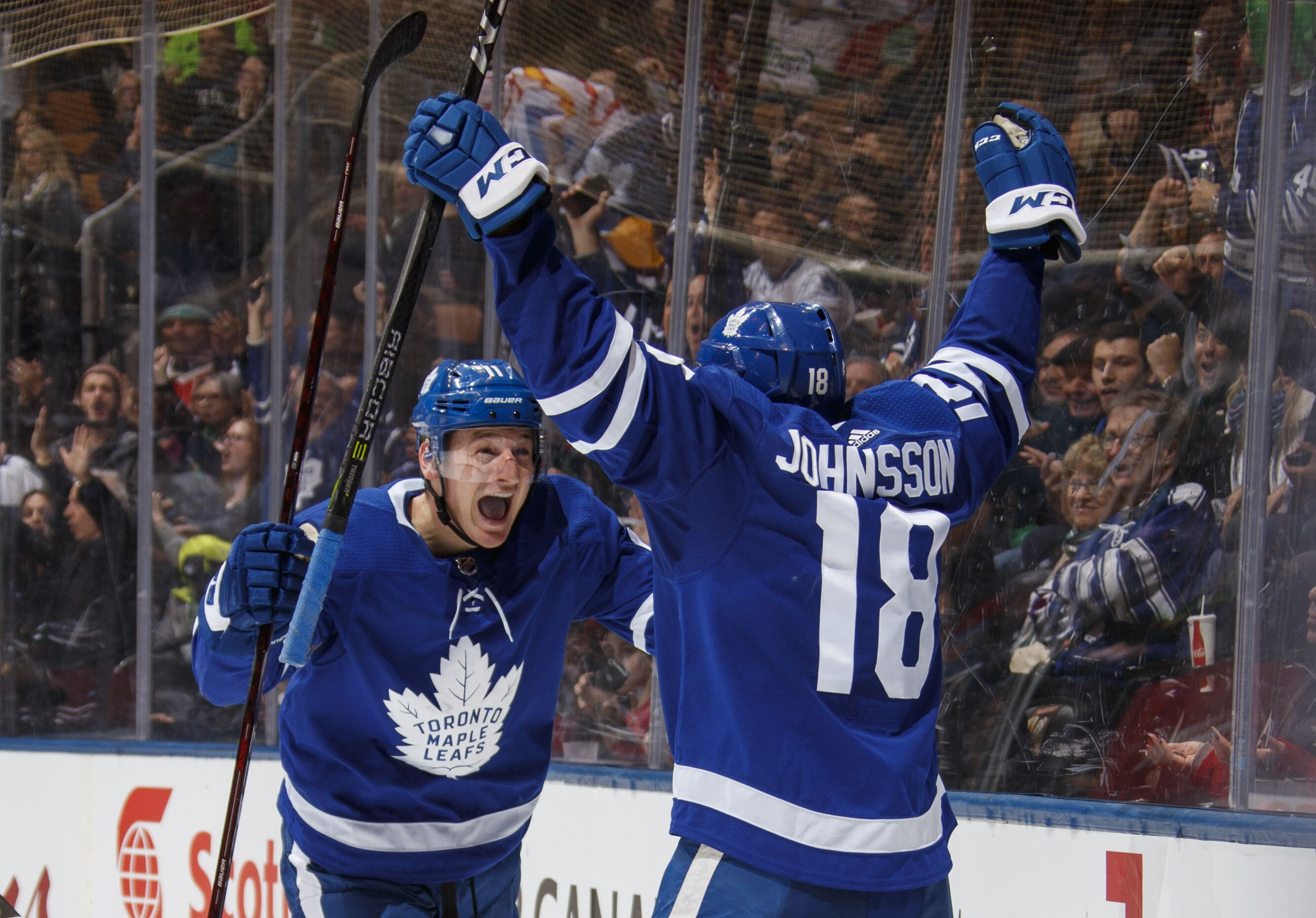 who does toronto maple leafs play in playoffs