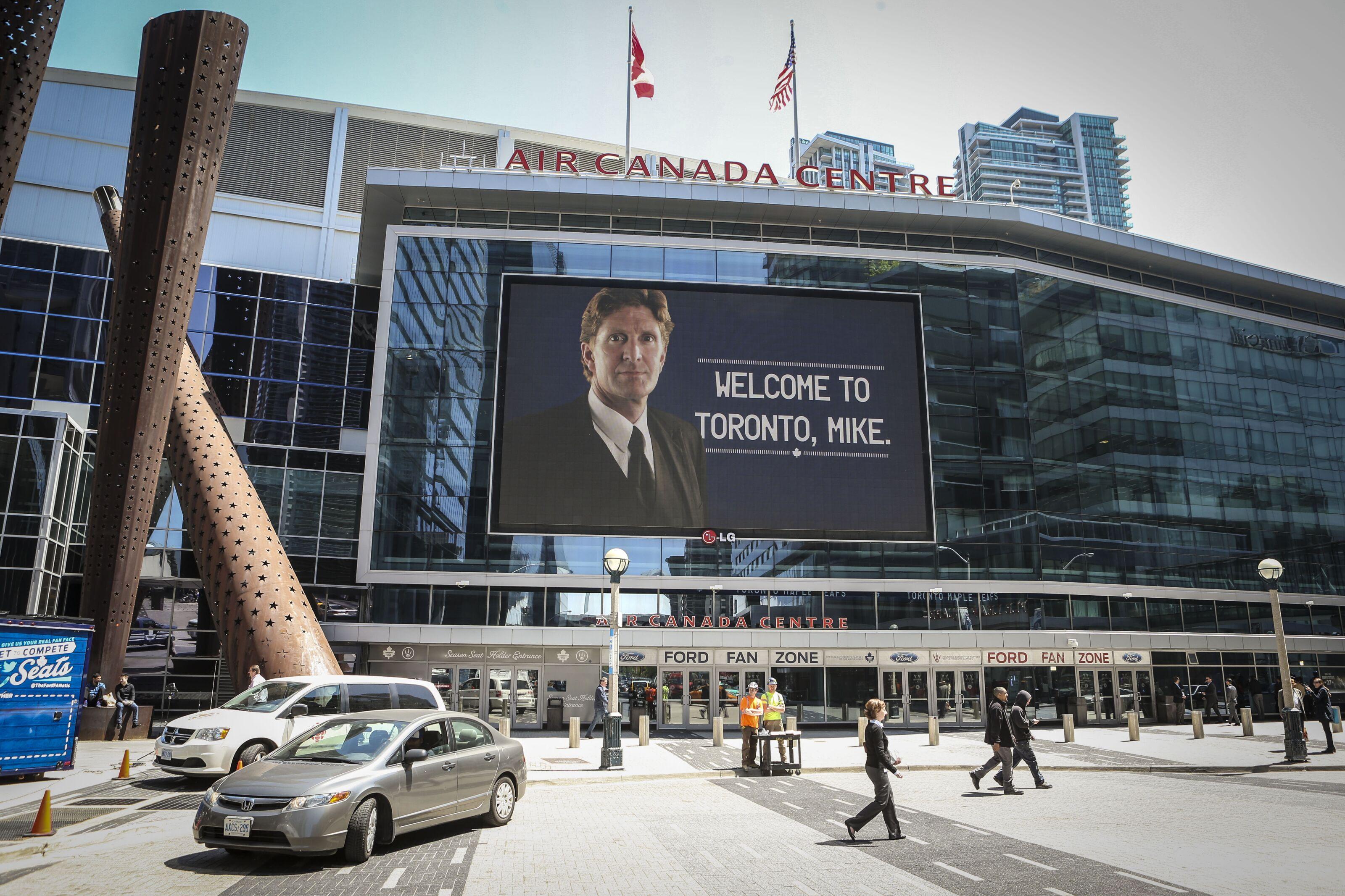 7dc75b83f55 Toronto Maple Leafs  No Longer the Air Canada Centre