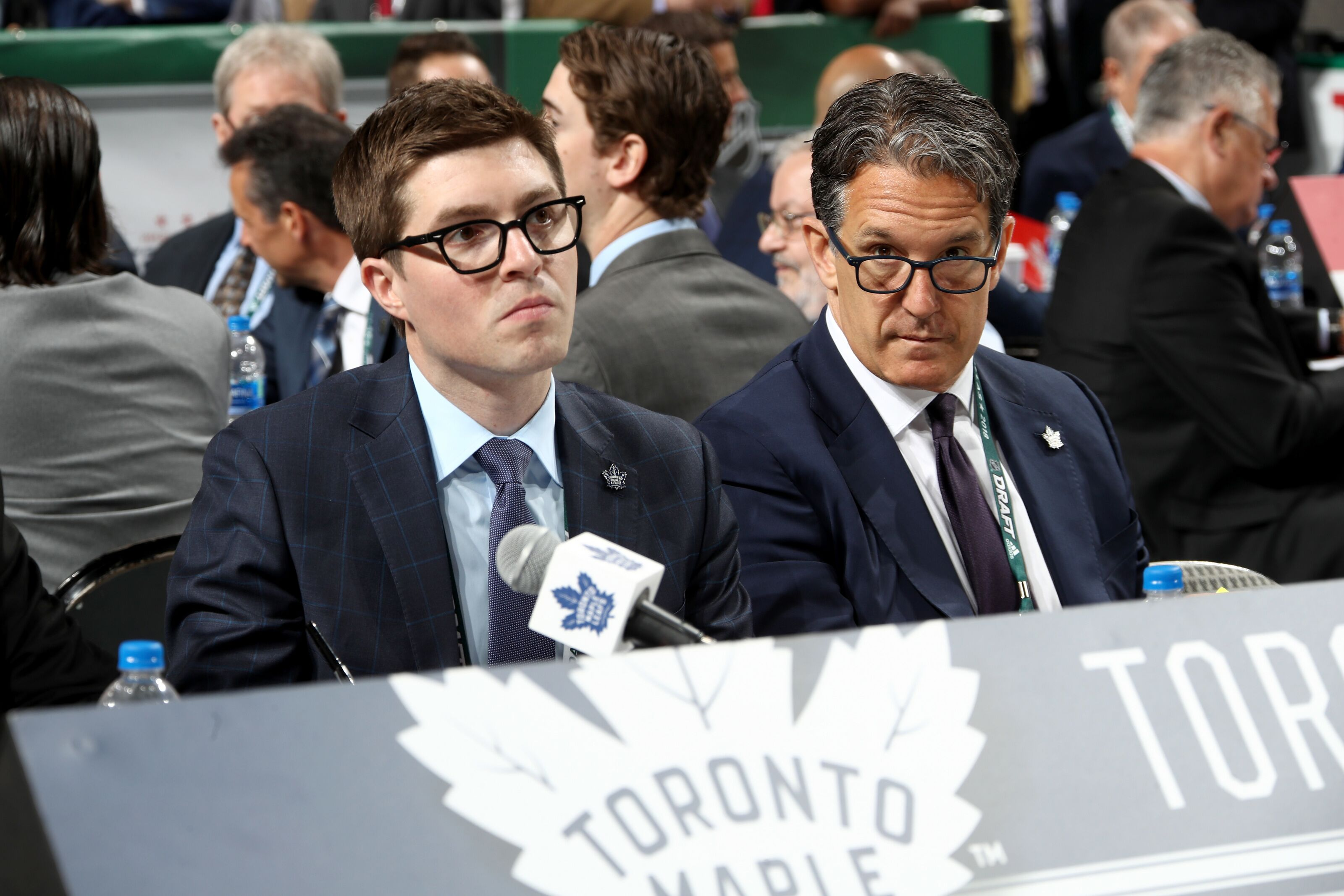 Toronto Maple Leafs: What Do You Think? – The Draft