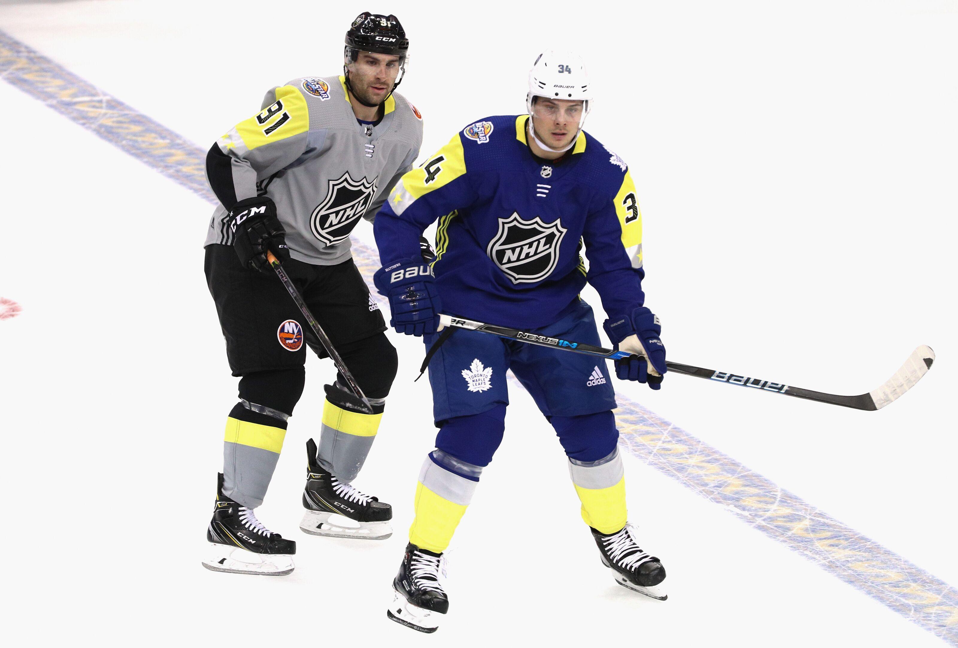 Toronto Maple Leafs  Tavares Makes Matthews Cheaper b6113d94f