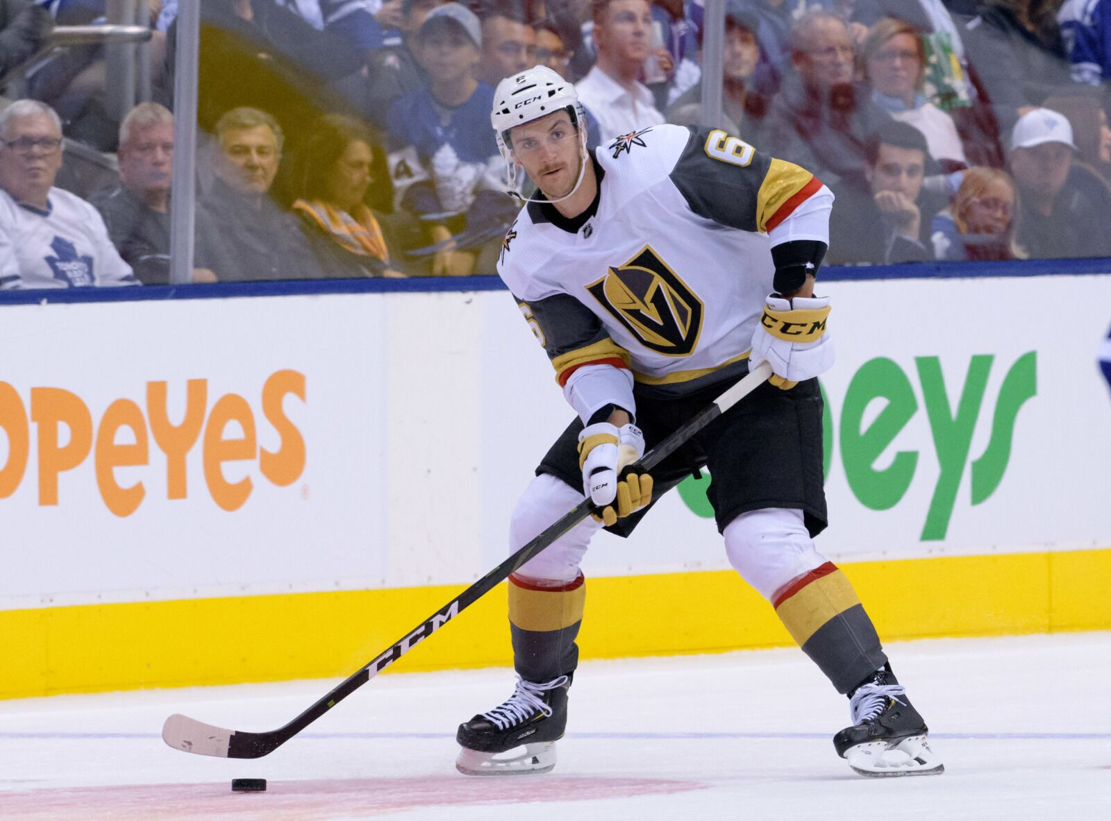 The Toronto Maple Leafs Should Trade For Colin Miller