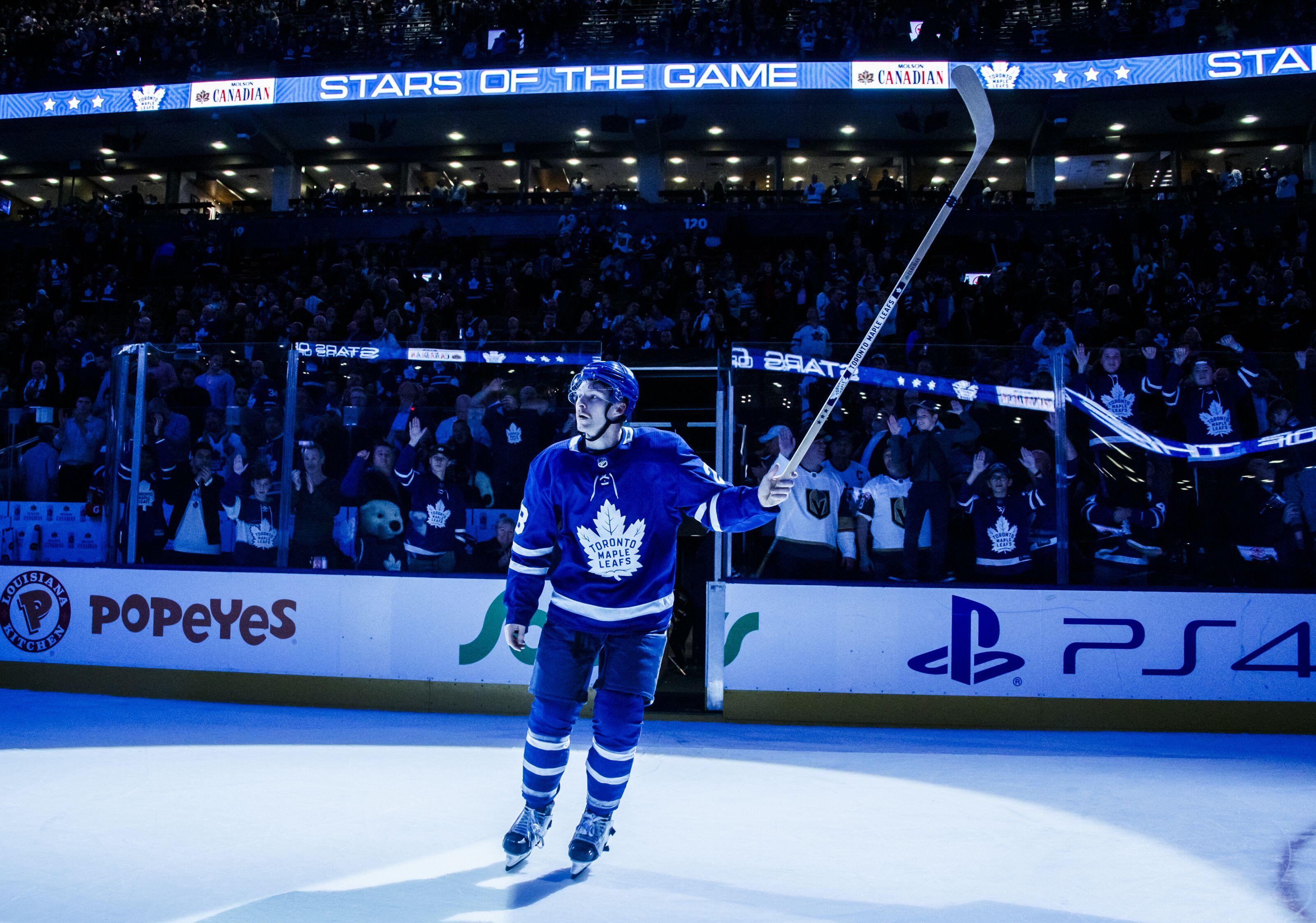 Former Toronto Maple Leafs Connor Brown Flourishing with Senators