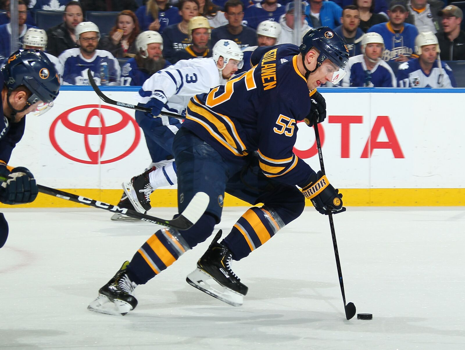 Toronto Maple Leafs Should Trade for Rasmus Ristolainen
