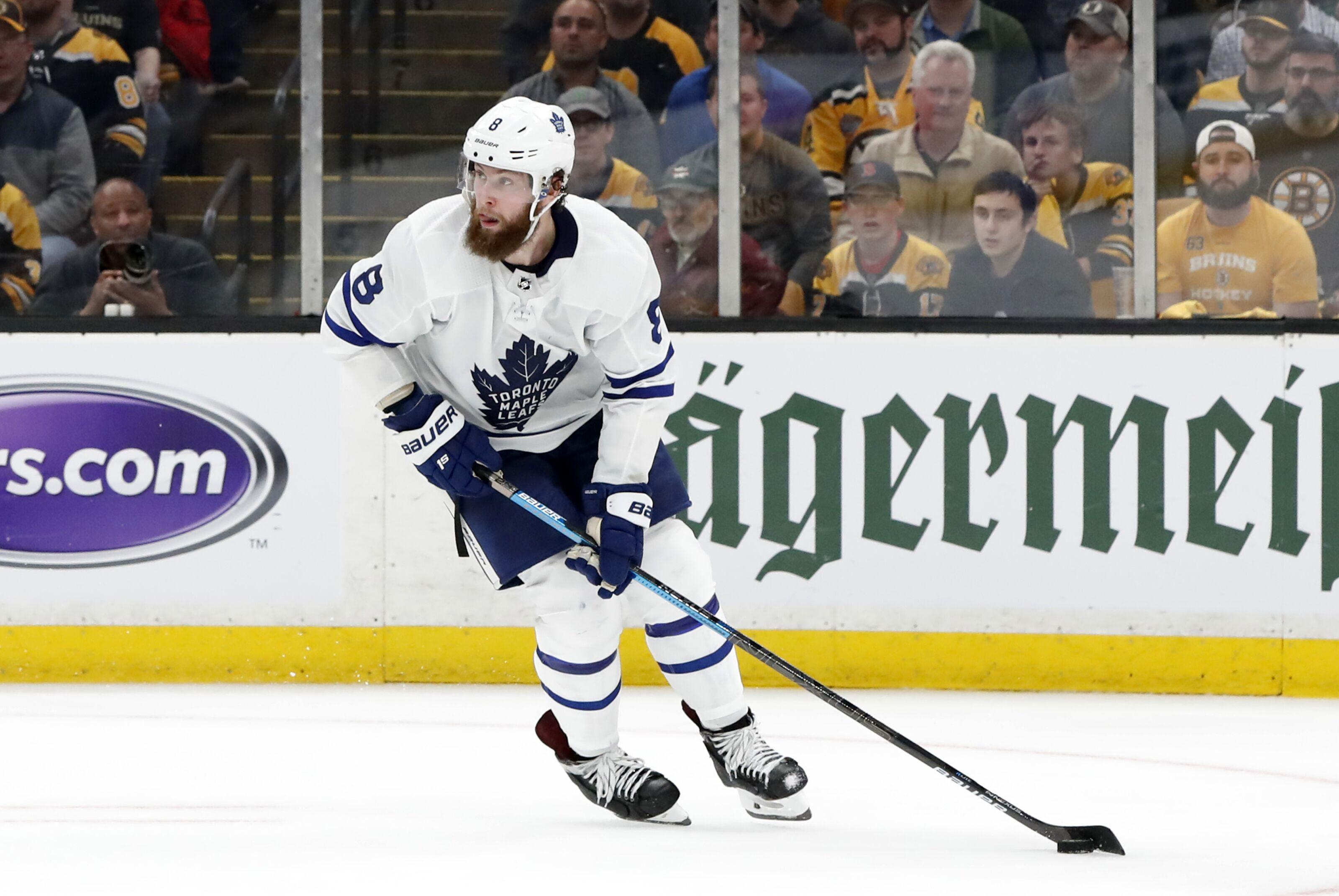 Toronto Maple Leafs Should Begin Negotiating with Defencemen