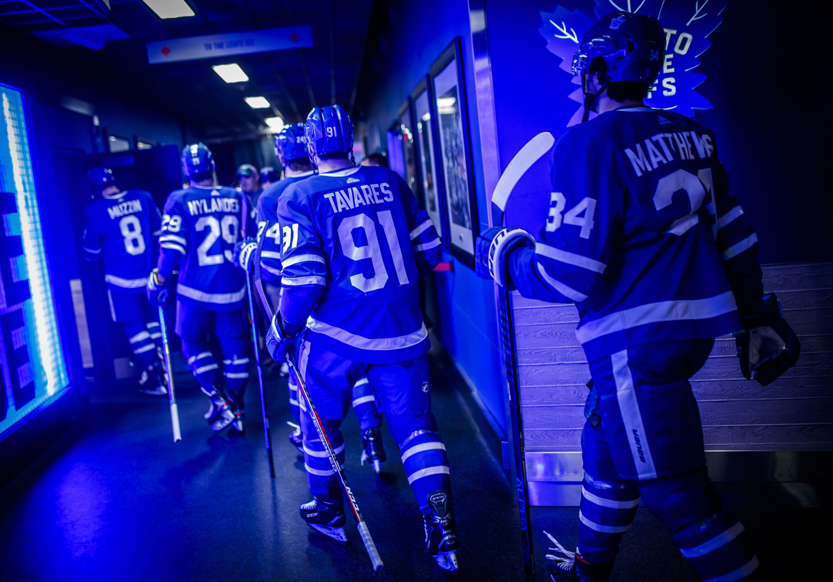 Toronto Maple Leafs: Who Was Better, Player A or Player B?