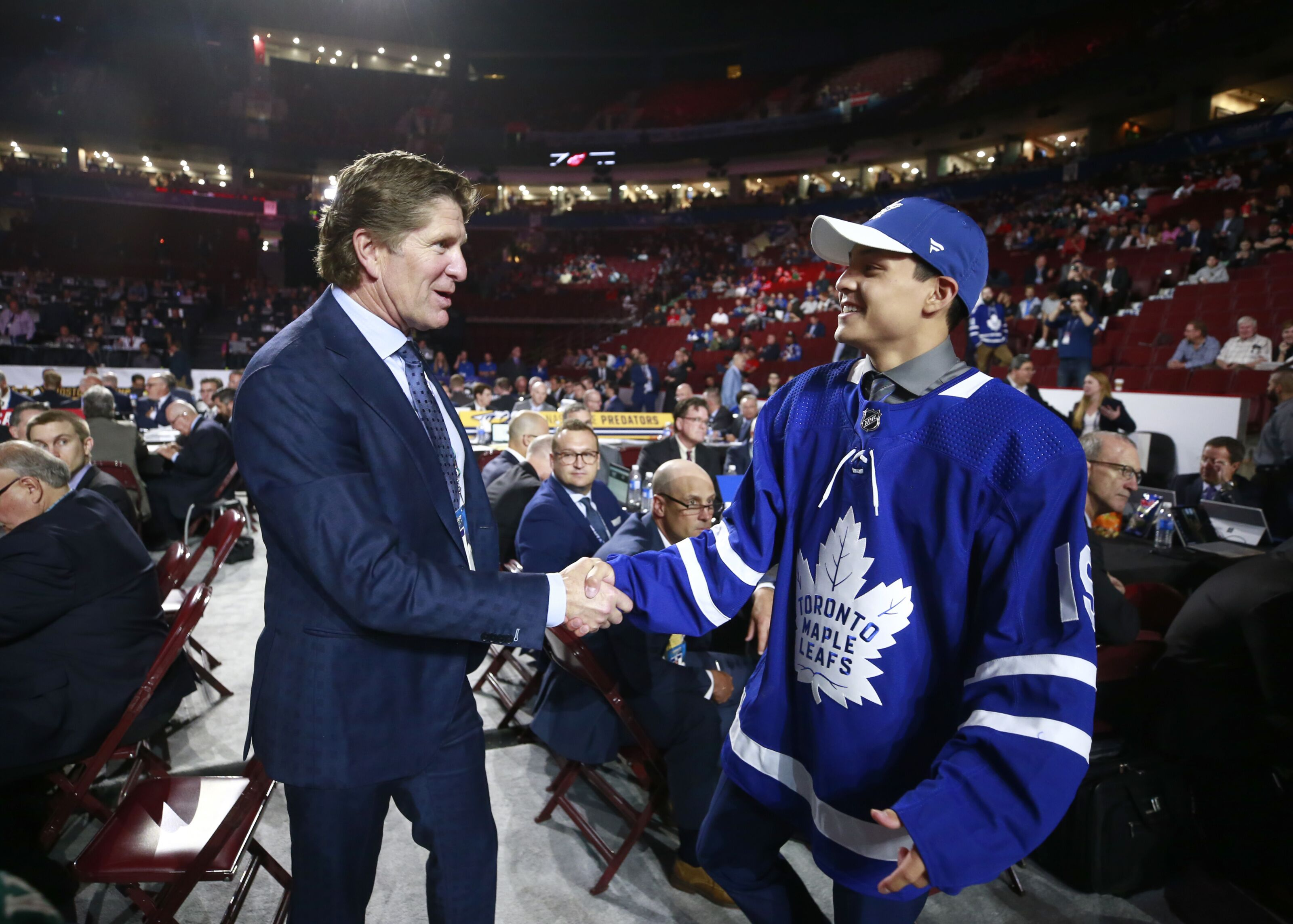 Toronto Maple Leafs: When Will Nick Robertson Be NHL Ready?