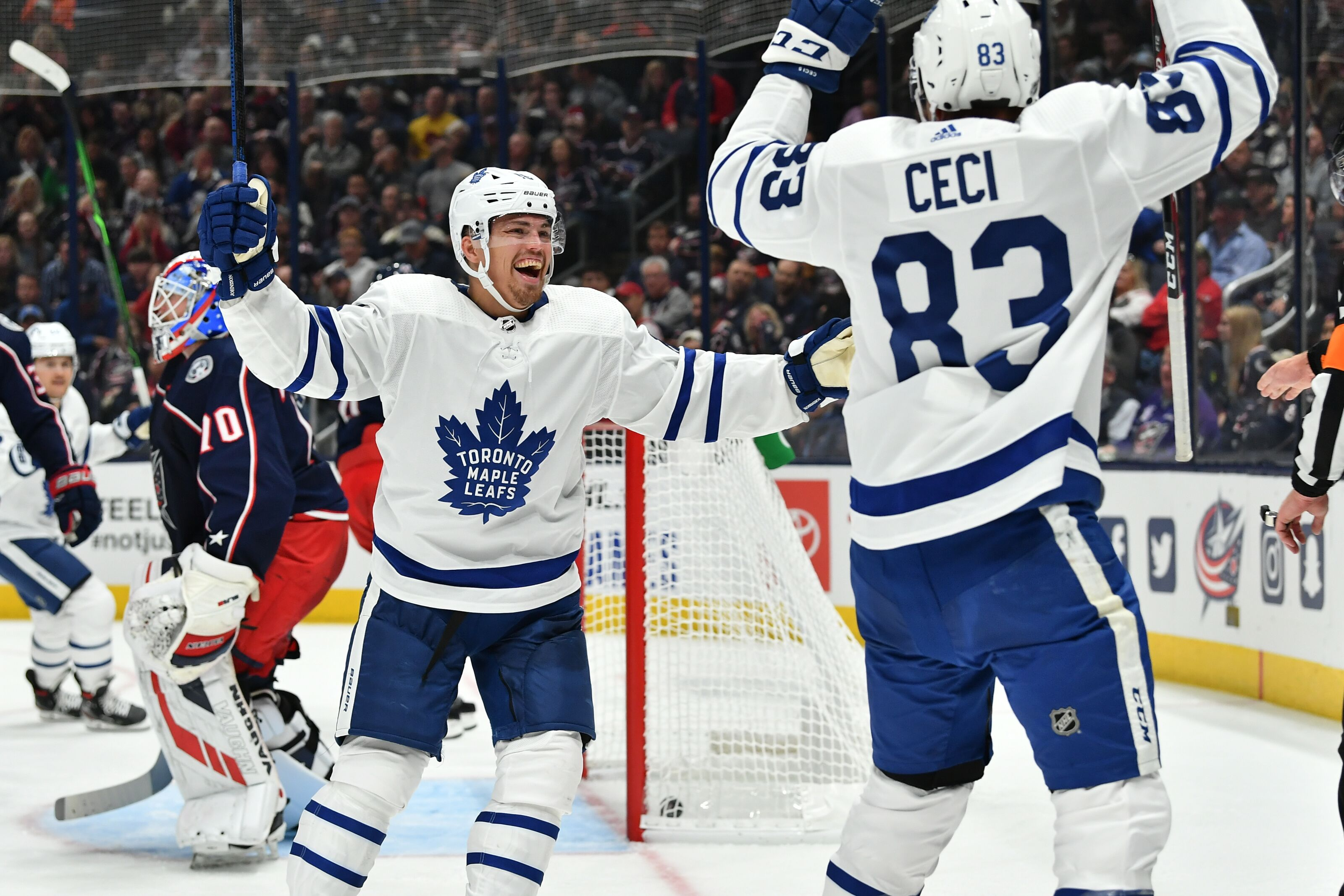 Toronto Maple Leafs Look to Steal 2nd in Atlantic Division