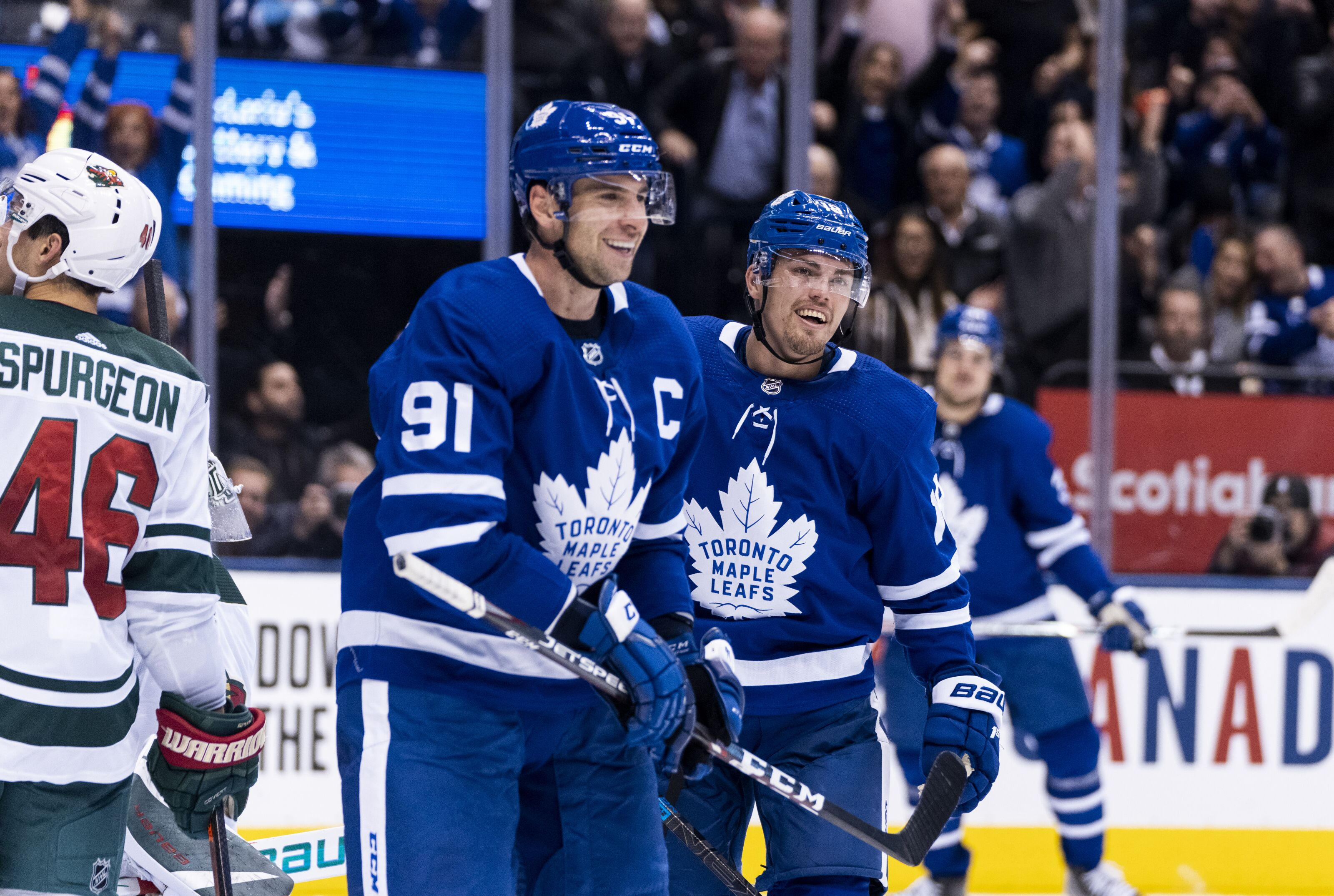 The Toronto Maple Leafs Injury Woes a Blessing in Disguise