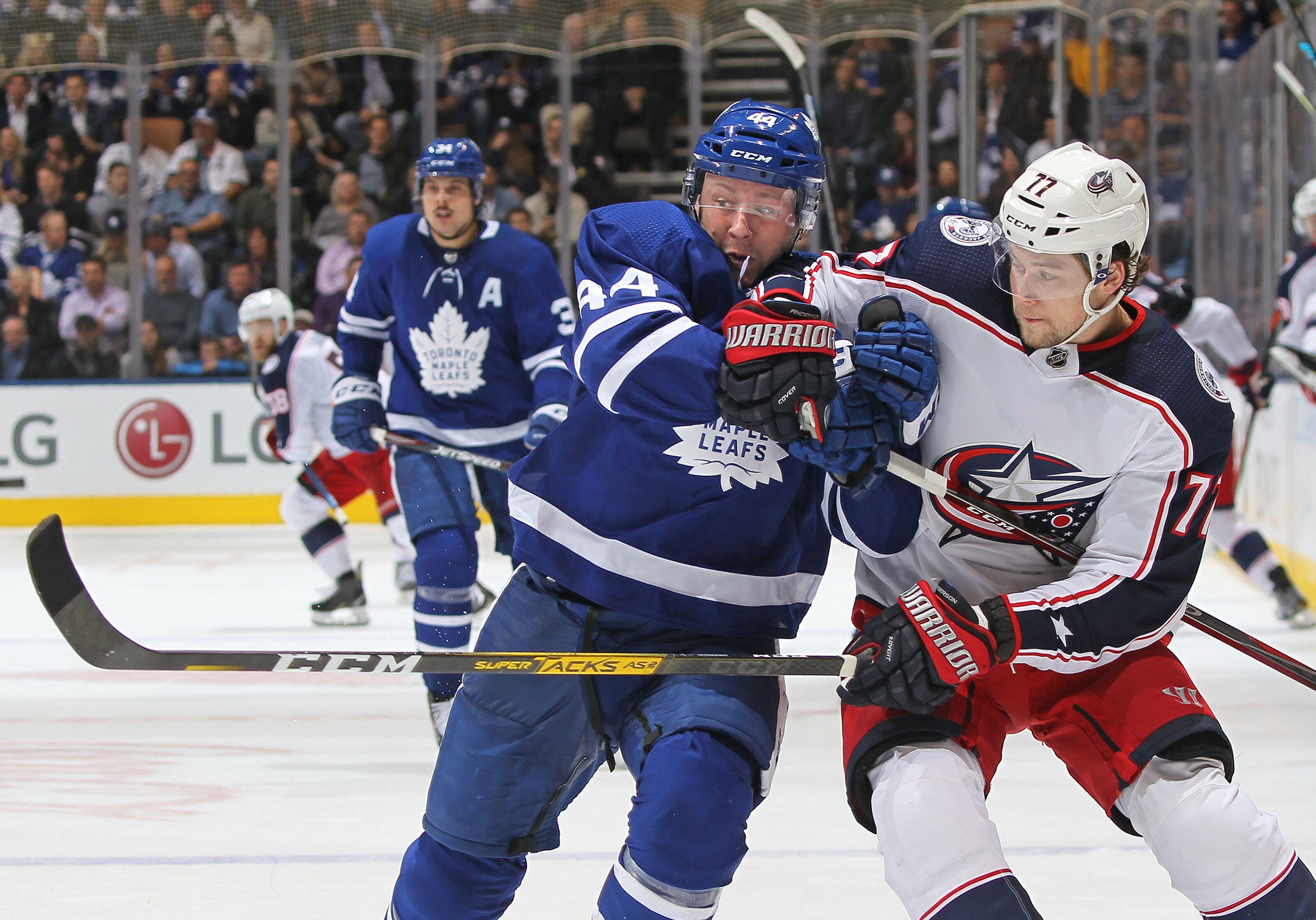 Toronto Maple Leafs Rumours: Josh Anderson and Jake Muzzin