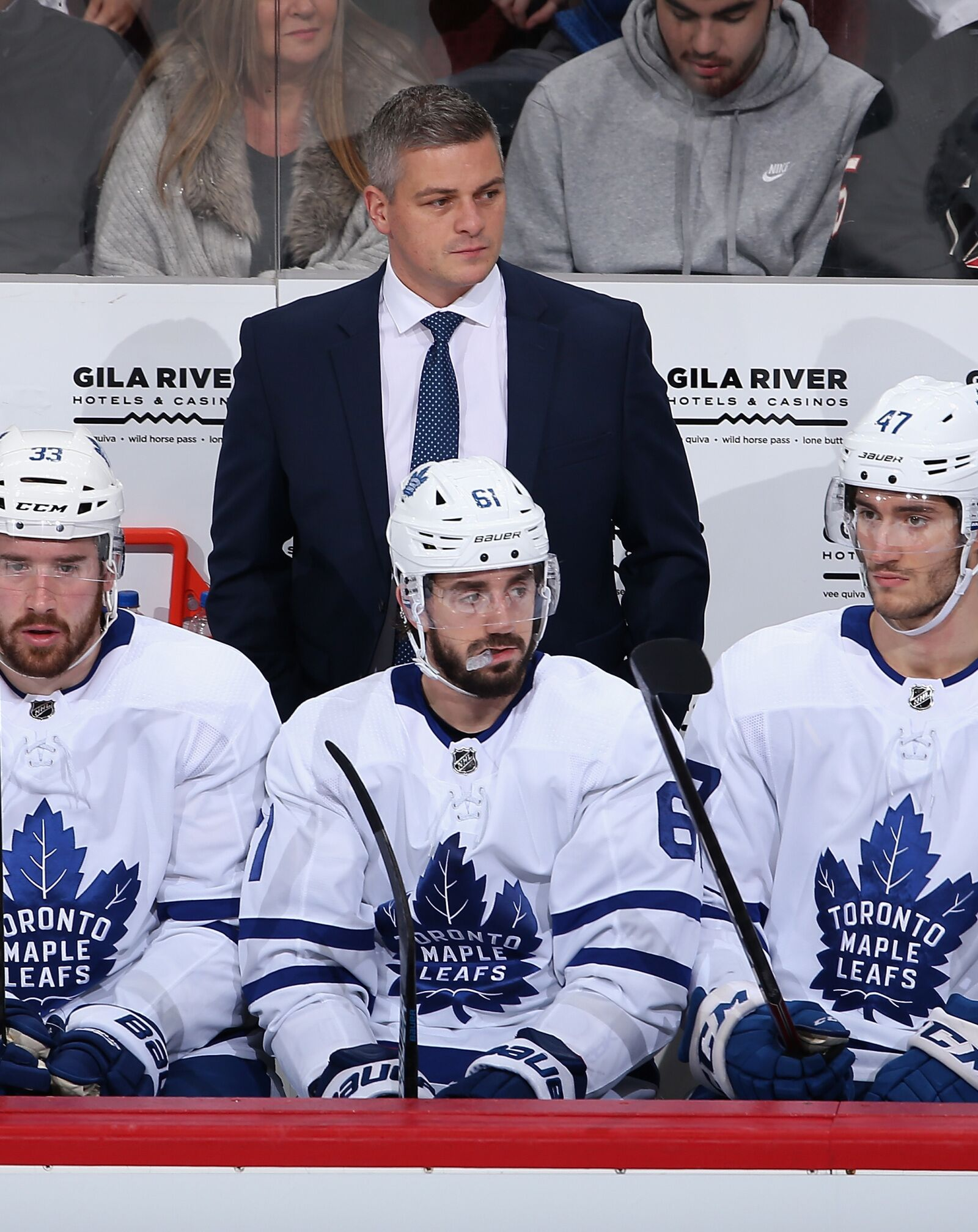 Toronto Maple Leafs: One of the Problems With the New Coach's System