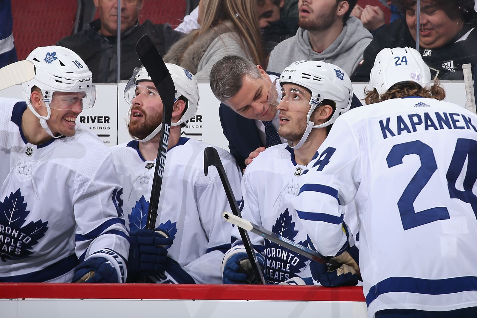 Toronto Maple Leafs: Follow the Evidence, Respect the Process