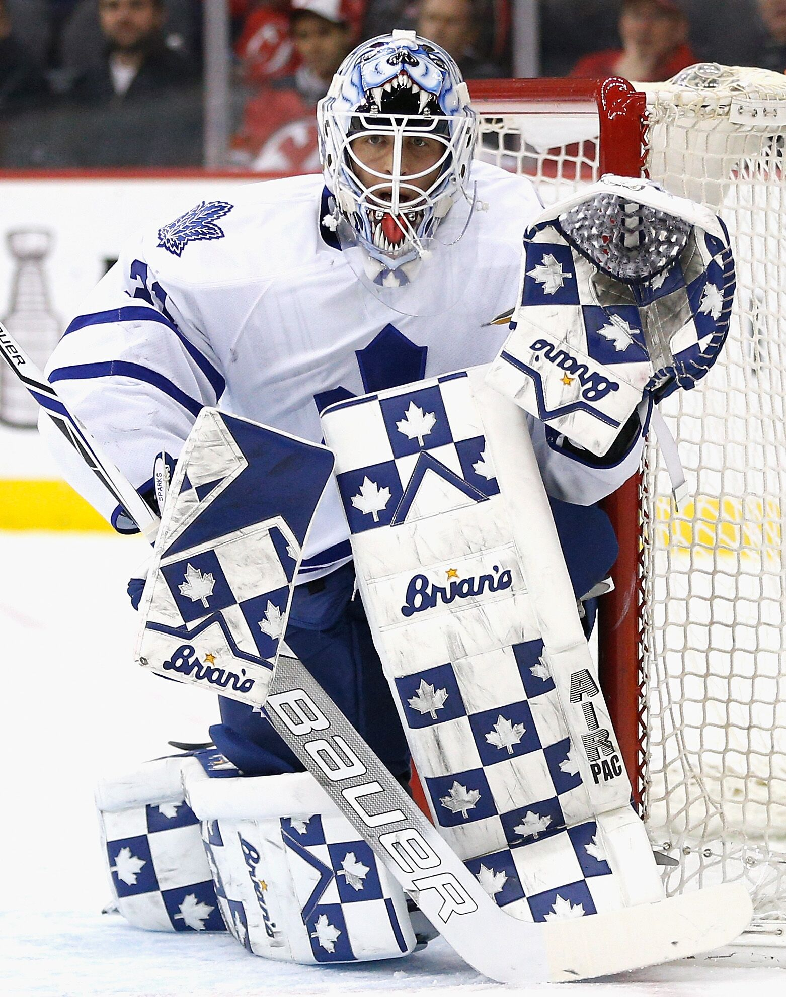 Top 5 Best Looking Toronto Maple Leafs Goalie Masks of All-Time