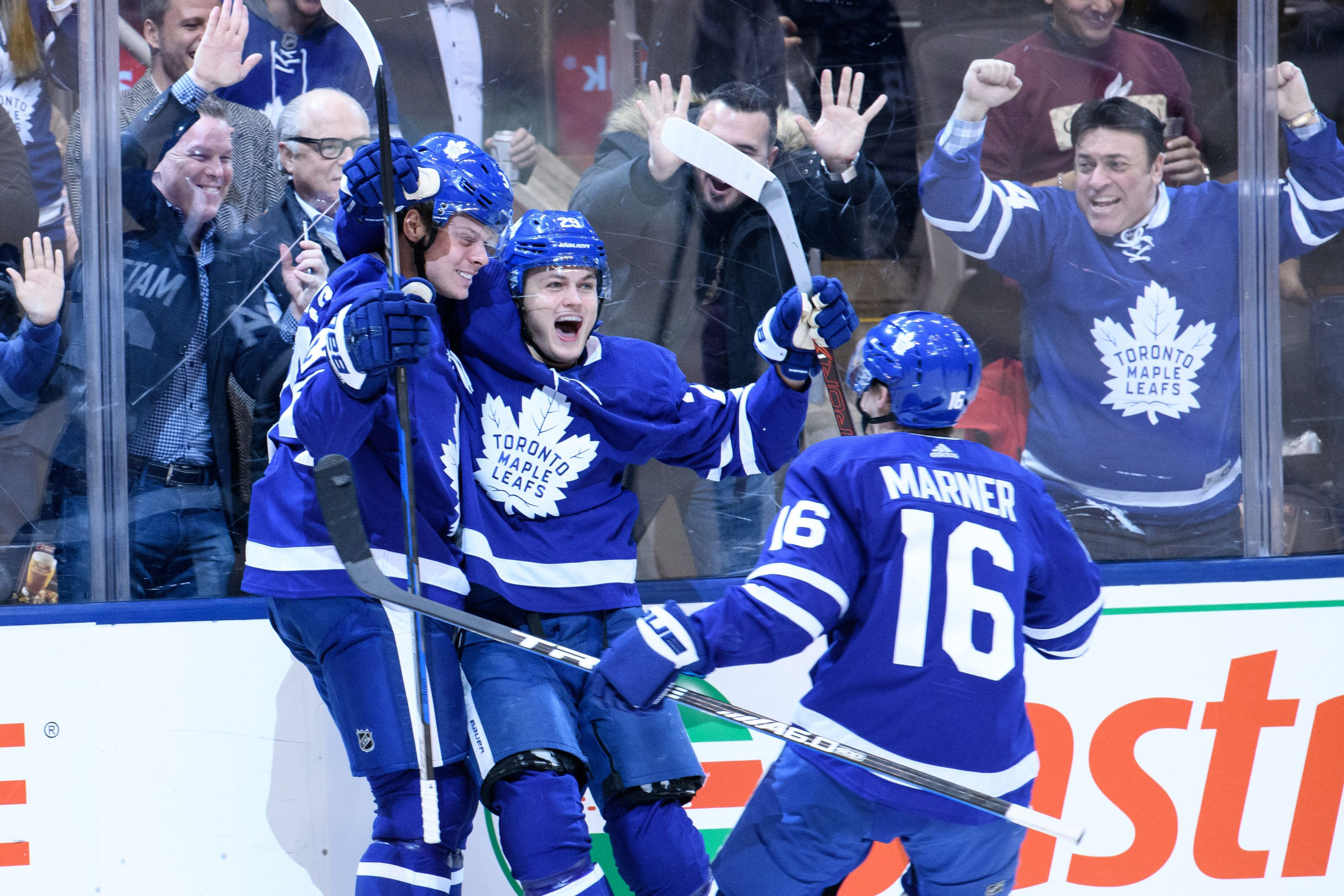 Don't Fret Over the Toronto Maple Leafs Cap Crunch