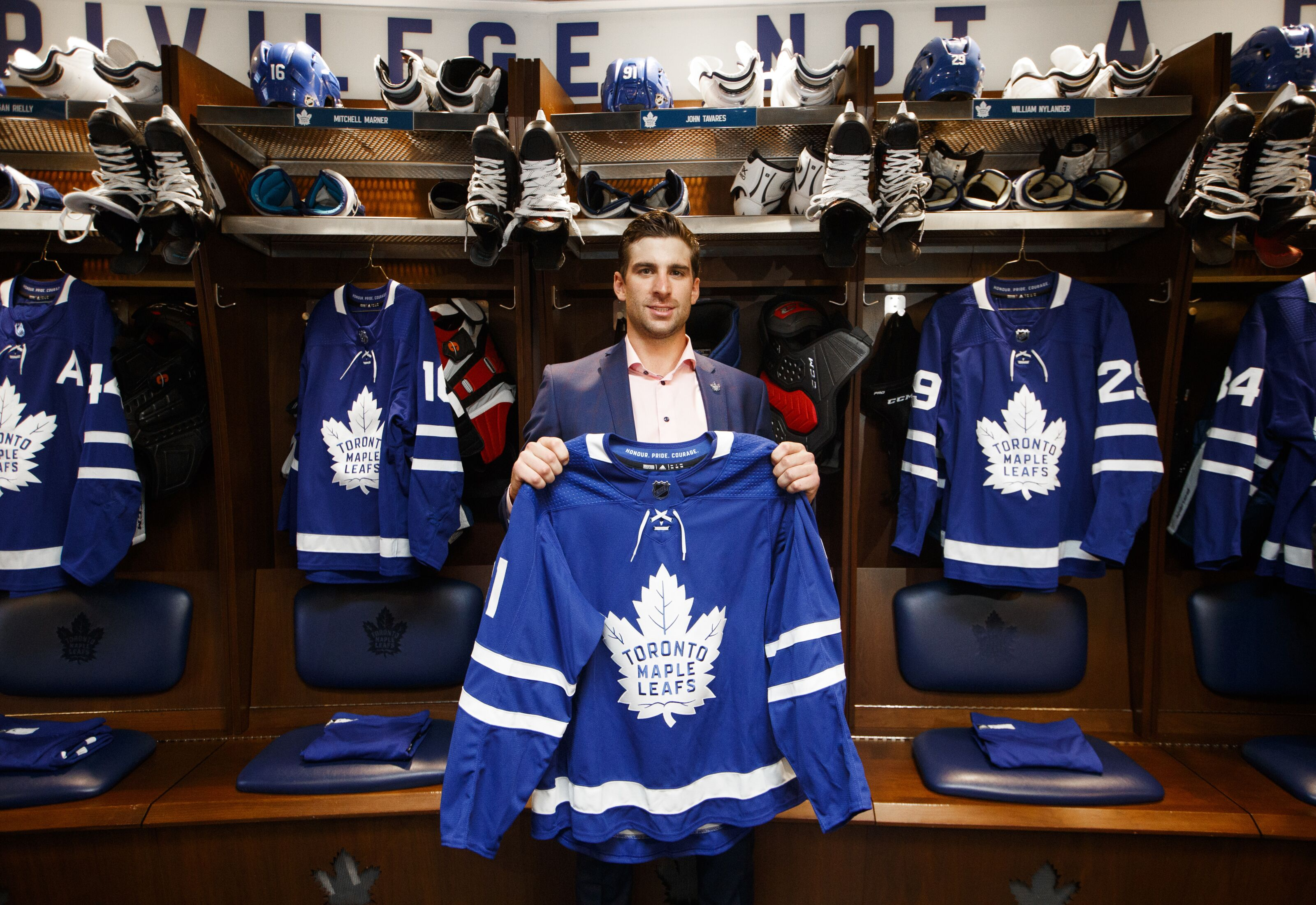 quality design d52ac 83d58 Toronto Maple Leafs: Did Somebody Say John Tavares?