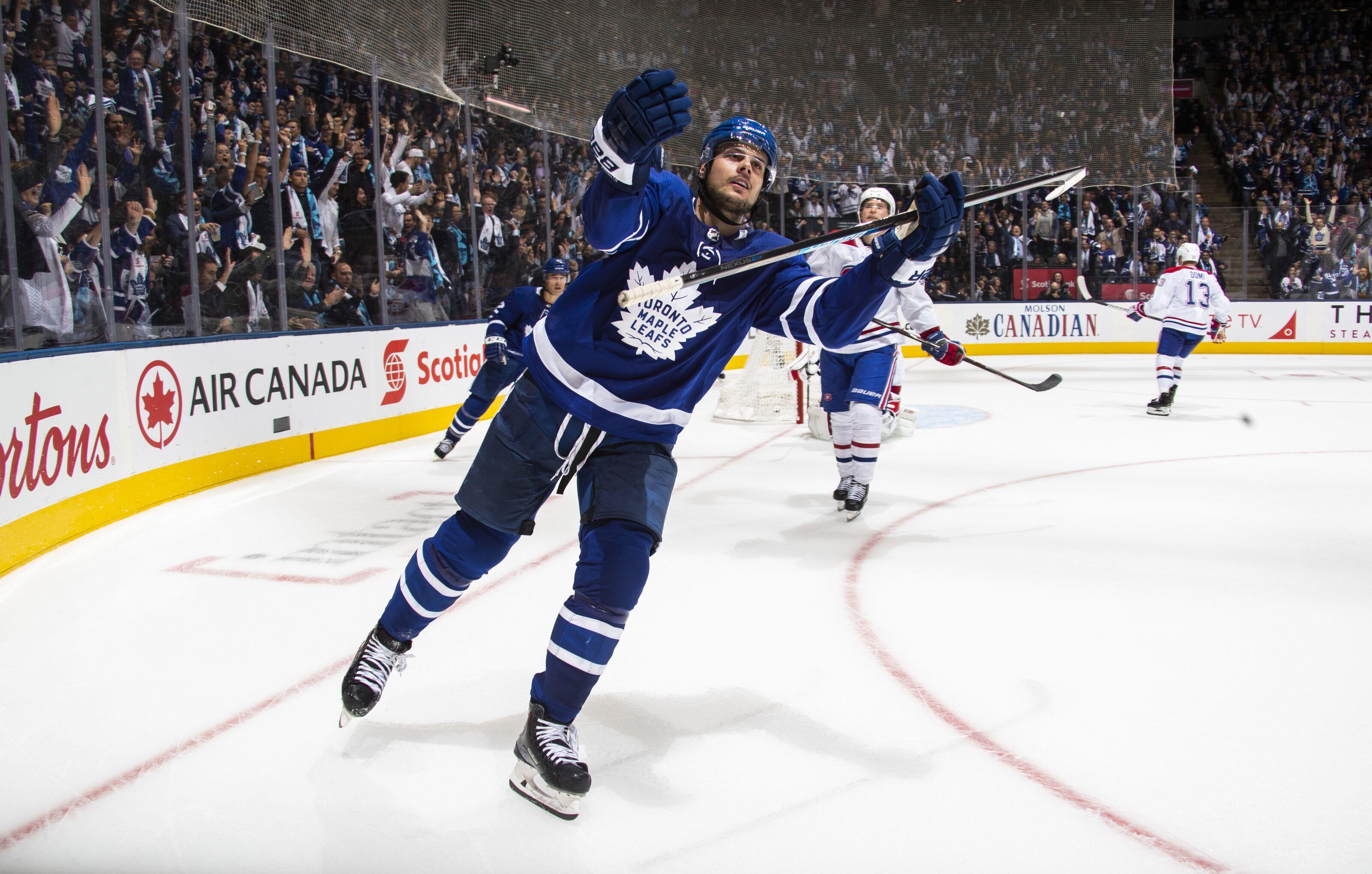Toronto Maple Leafs  Auston Matthews Will Not Score 102 Goals 50dd15c79