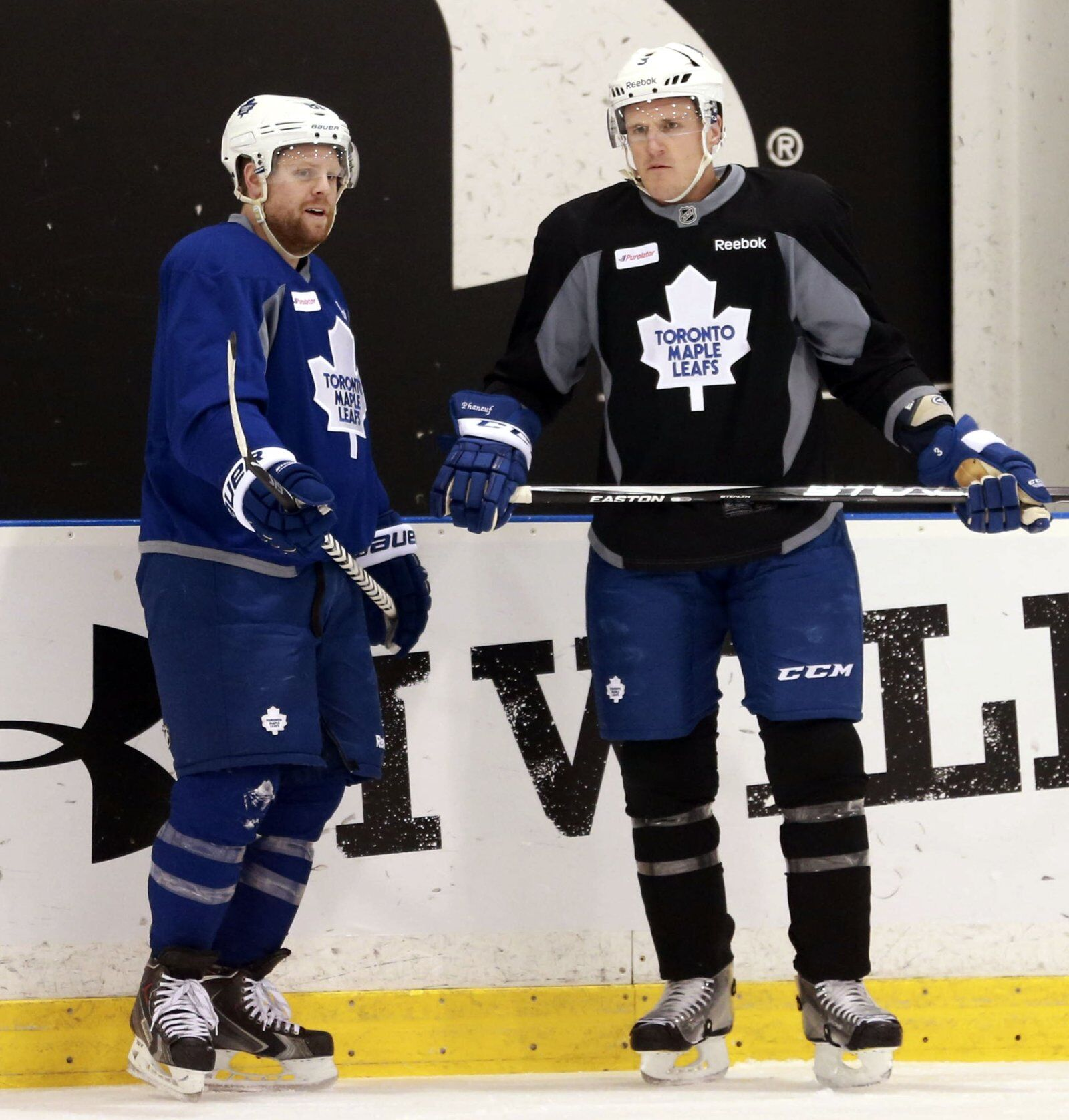 8bd7e50a4f7 Toronto Maple Leafs  Phaneuf and Kessel Deserve Respect