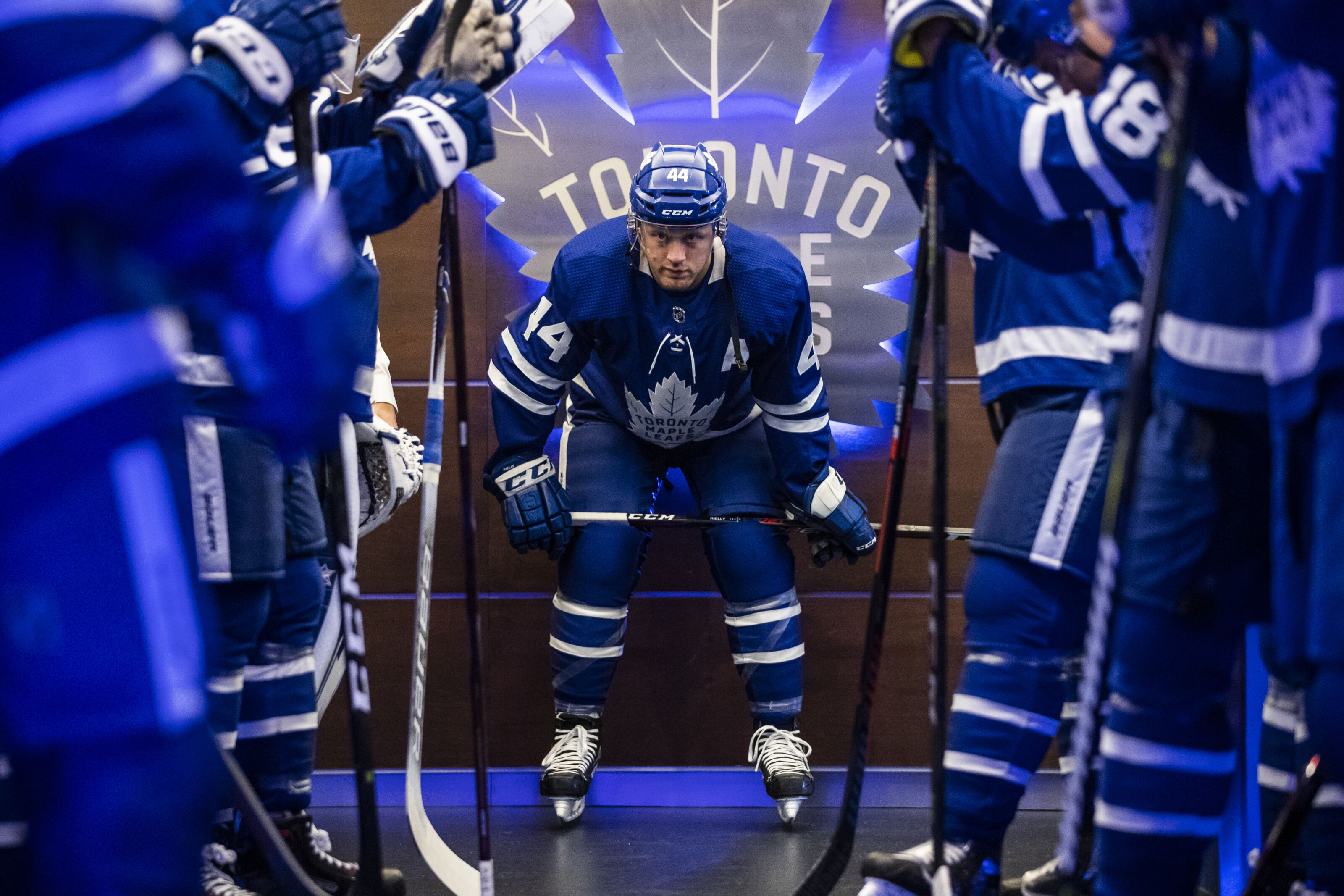 brand new 58600 fffcd Toronto Maple Leafs: Rielly Solidifying Norris Candidacy