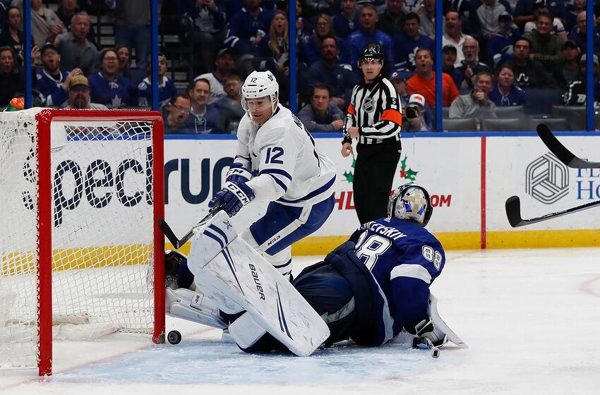 Toronto Maple Leafs Nhl Playoffs Begin Tonight