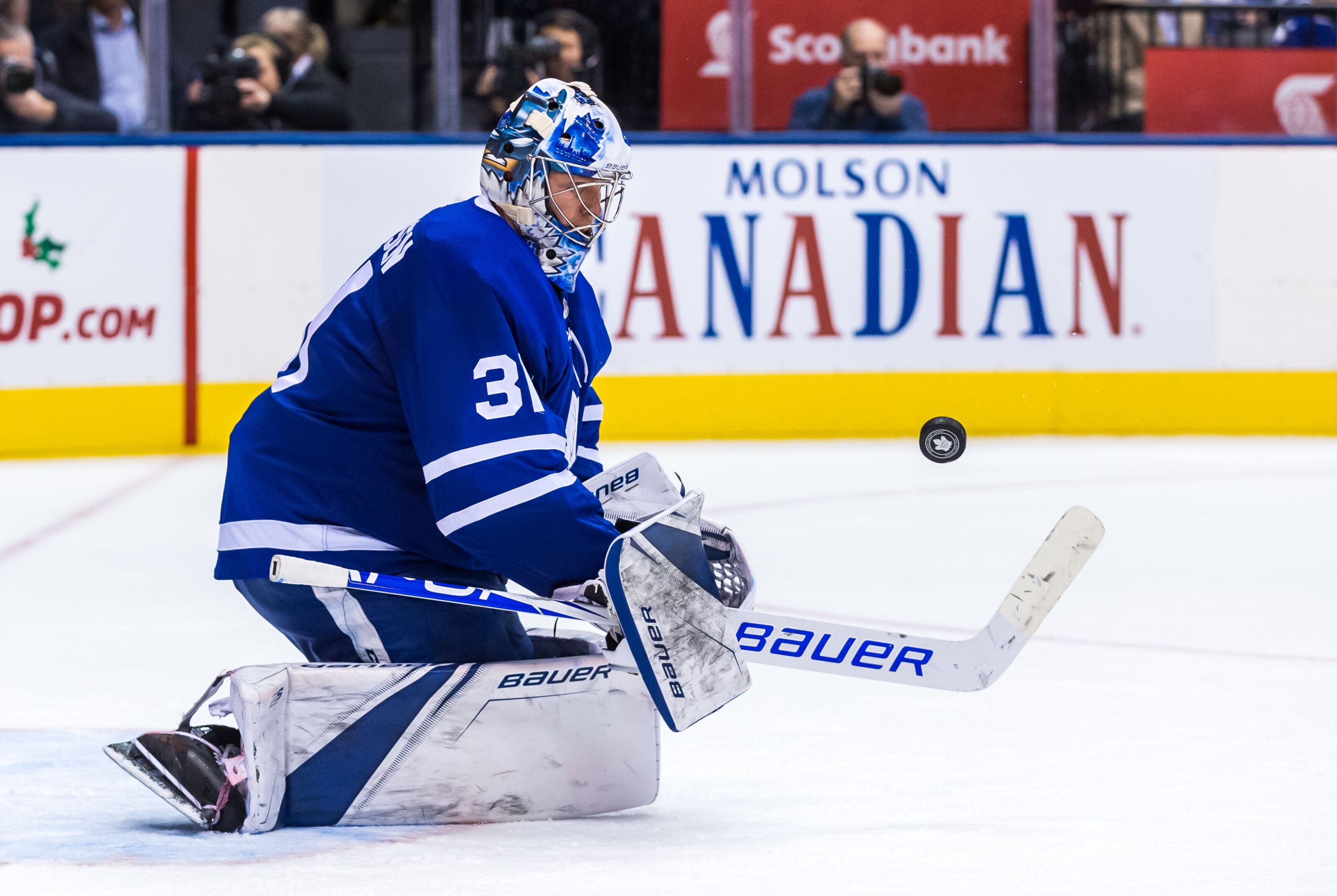Toronto Maple Leafs Receive Excellent News About Frederick Andersen