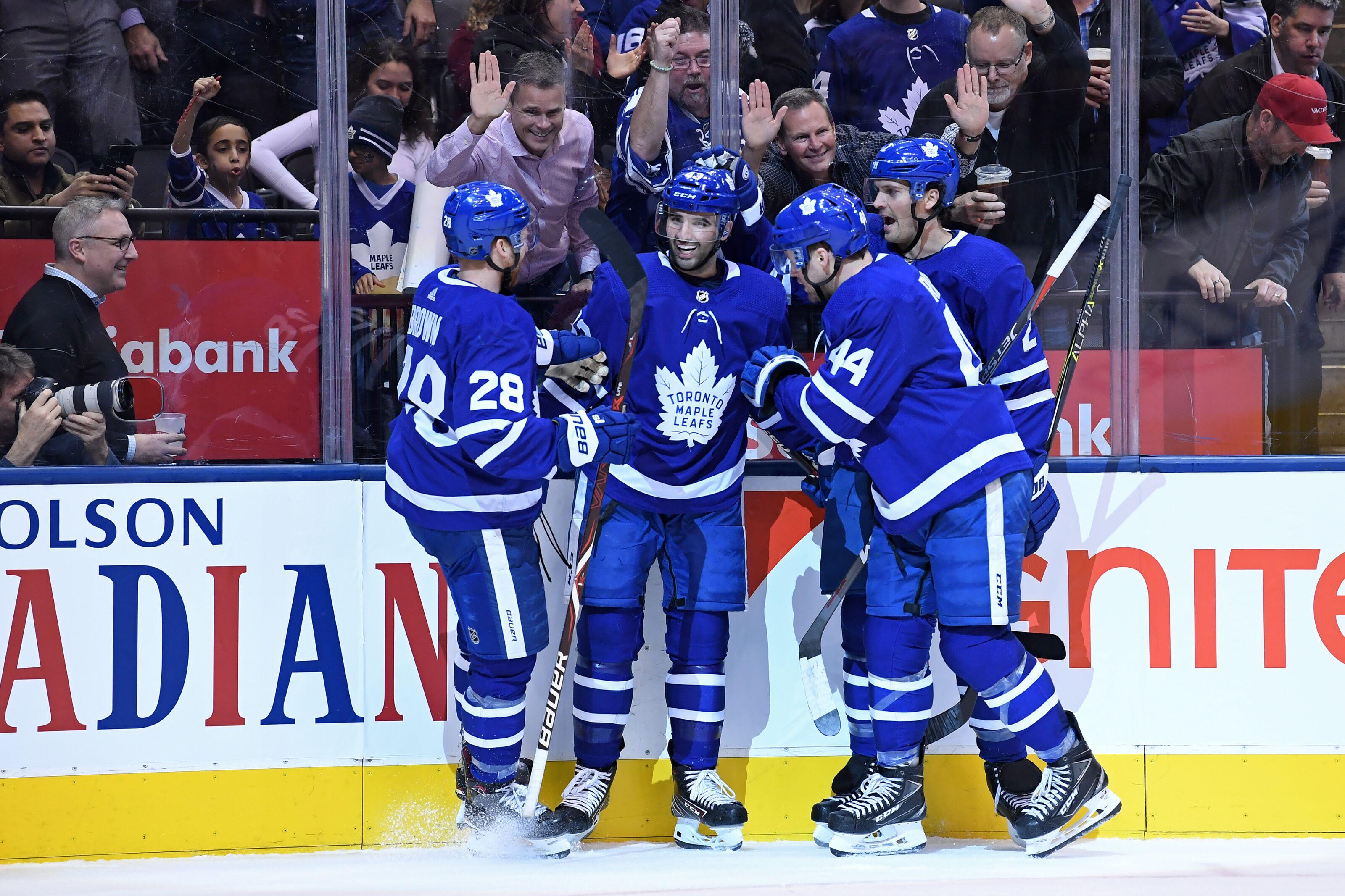 dbd46aa3 Toronto Maple Leafs Power-Play Finally Breaks Out