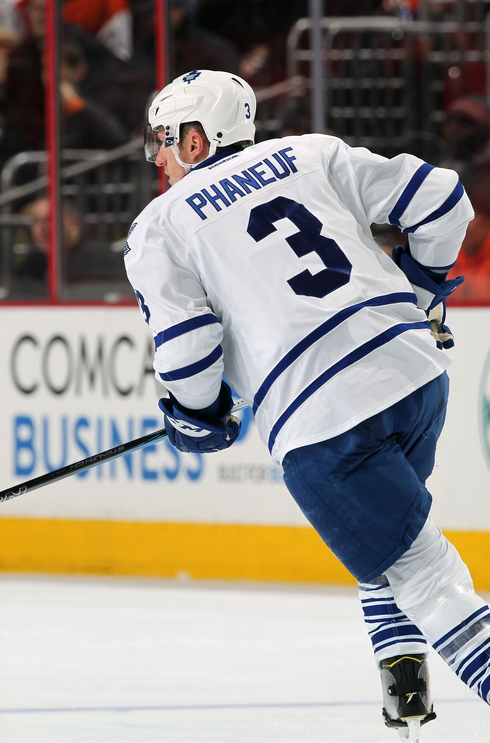 Toronto Maple Leafs Should 100% Sign Dion Phaneuf