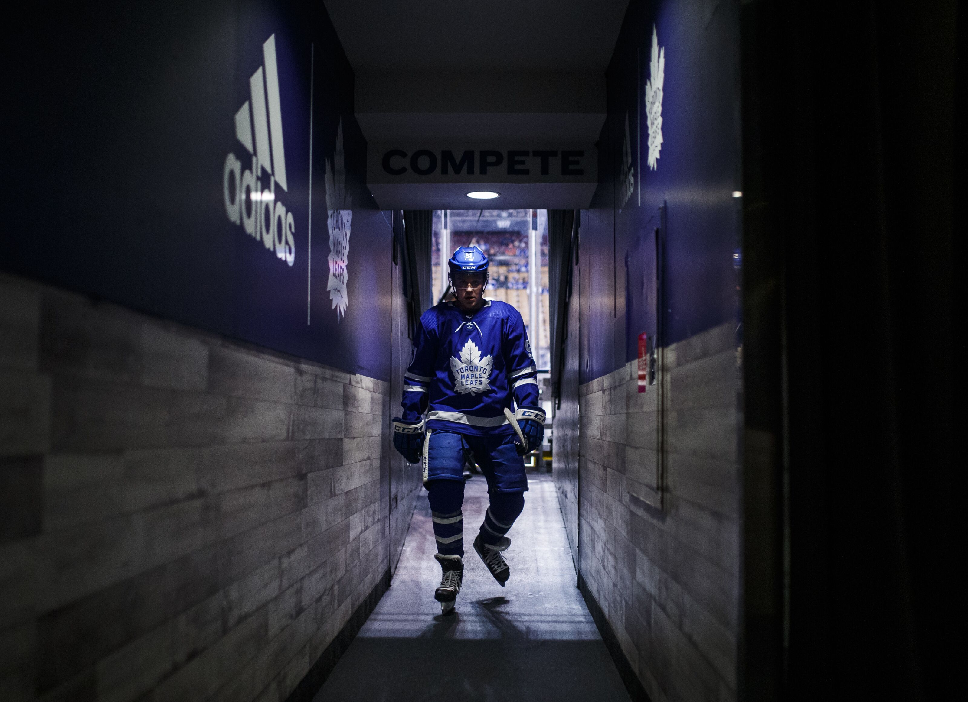 Toronto Maple Leafs: Potential Opening Night Roster