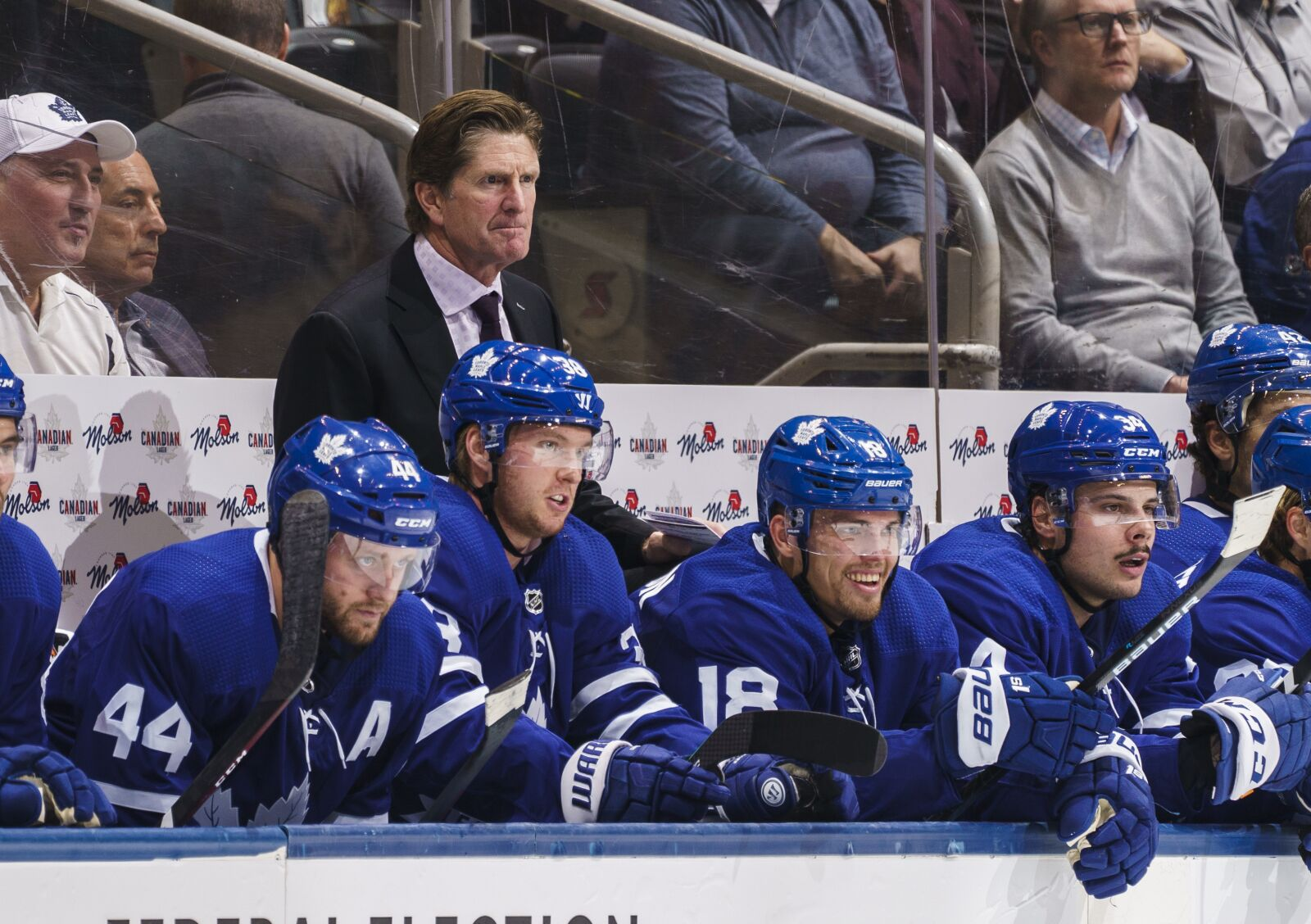 Toronto Maple Leafs Bomb: An Absolute Disgusting Display of Hockey
