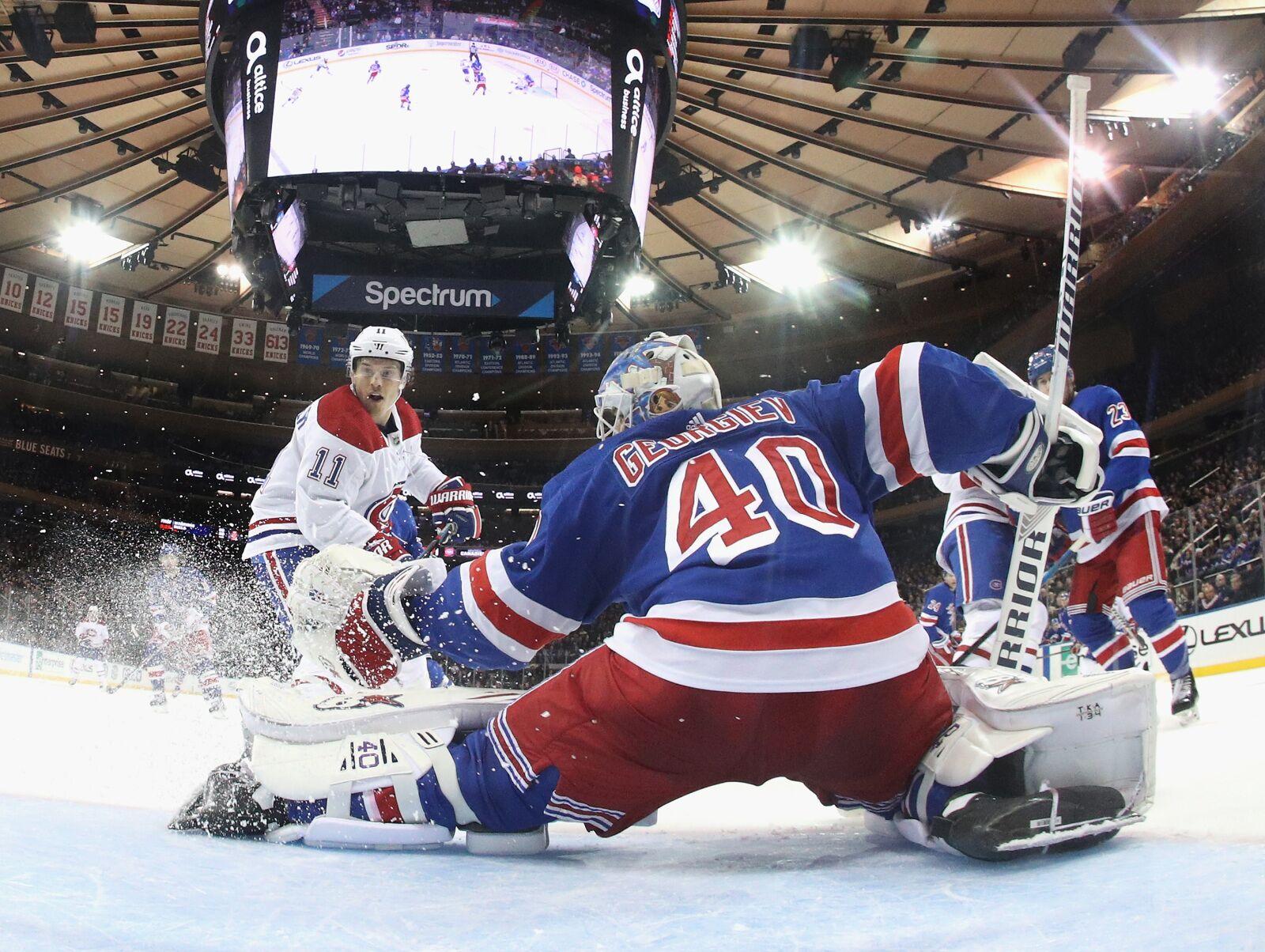 Toronto Maple Leafs Rumour Roundup – Georgiev, Sharks Depth Etc.