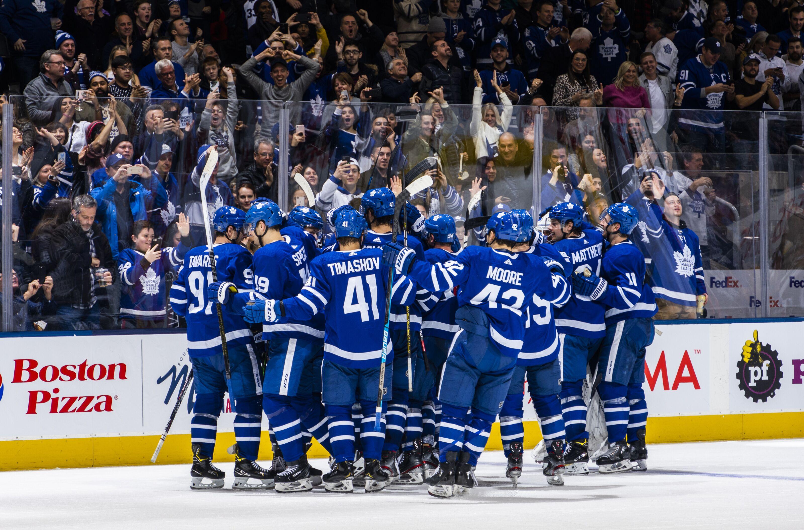 Toronto Maple Leafs Should Orchestrate Blockbuster Trade For Josh Manson