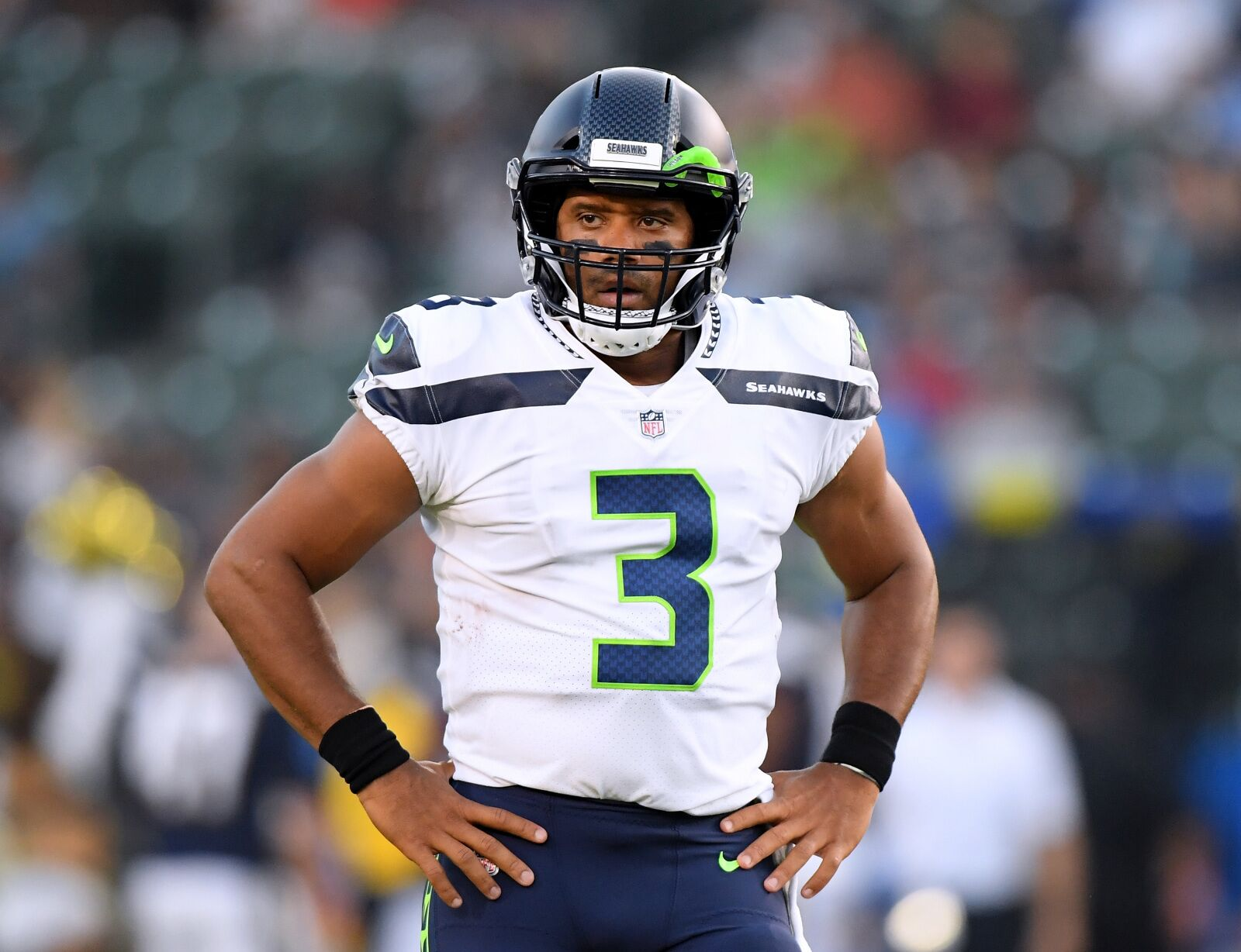 quality design e65b8 a0841 Seattle Seahawks: Quarterback preview - Three big questions
