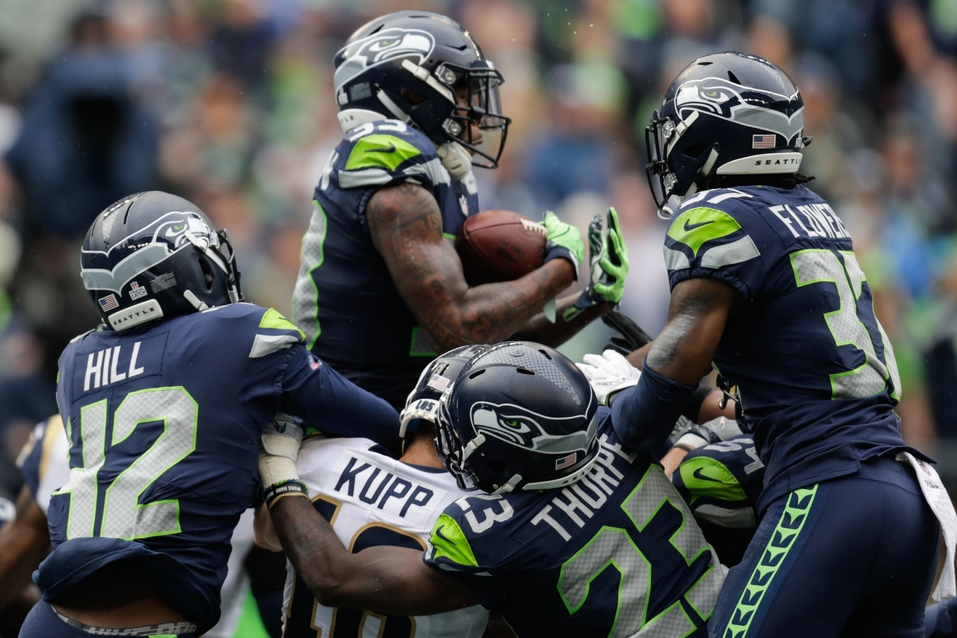3dd4cdfe6 Seattle Seahawks: What you need to know for L.A. Rams 11/11