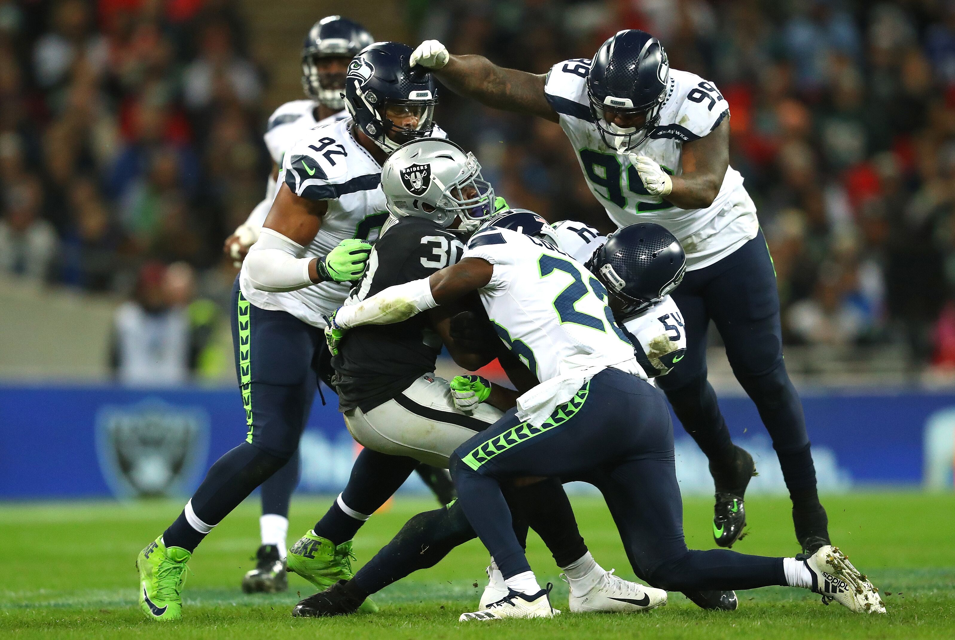 Seattle Seahawks: The dud and stud of game 6 - Oakland
