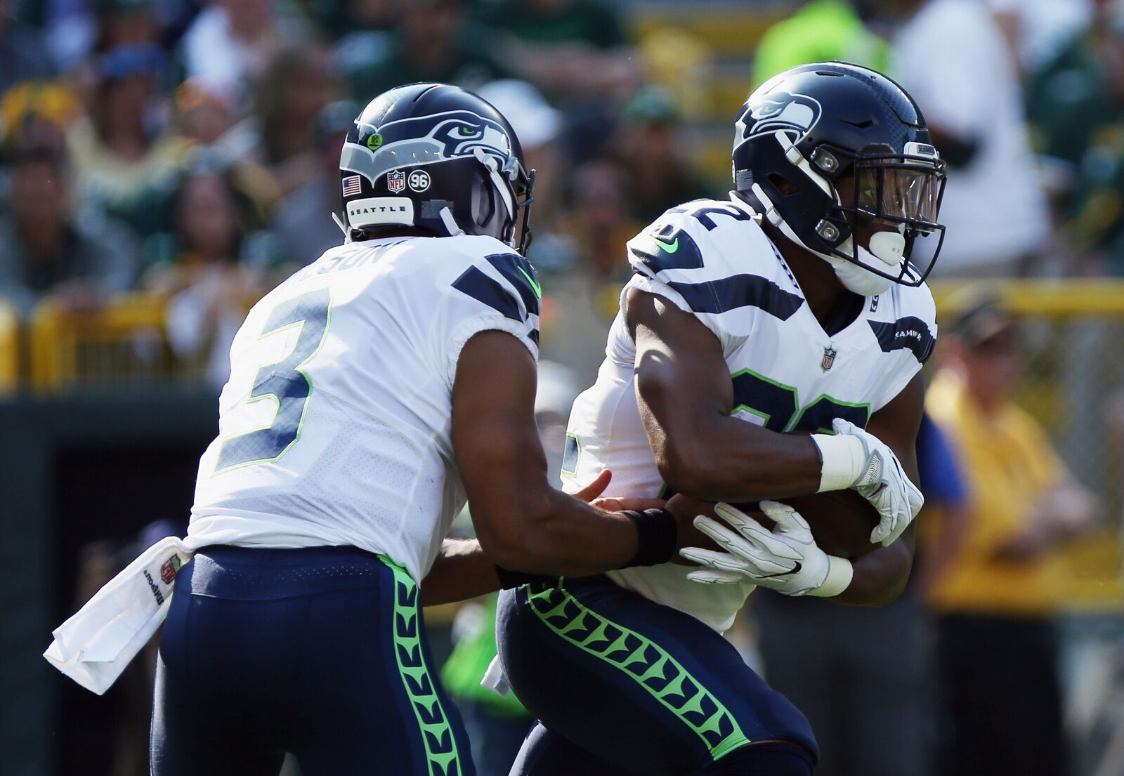 Seattle Seahawks: What Should Seattle Do With C.J. Prosise?
