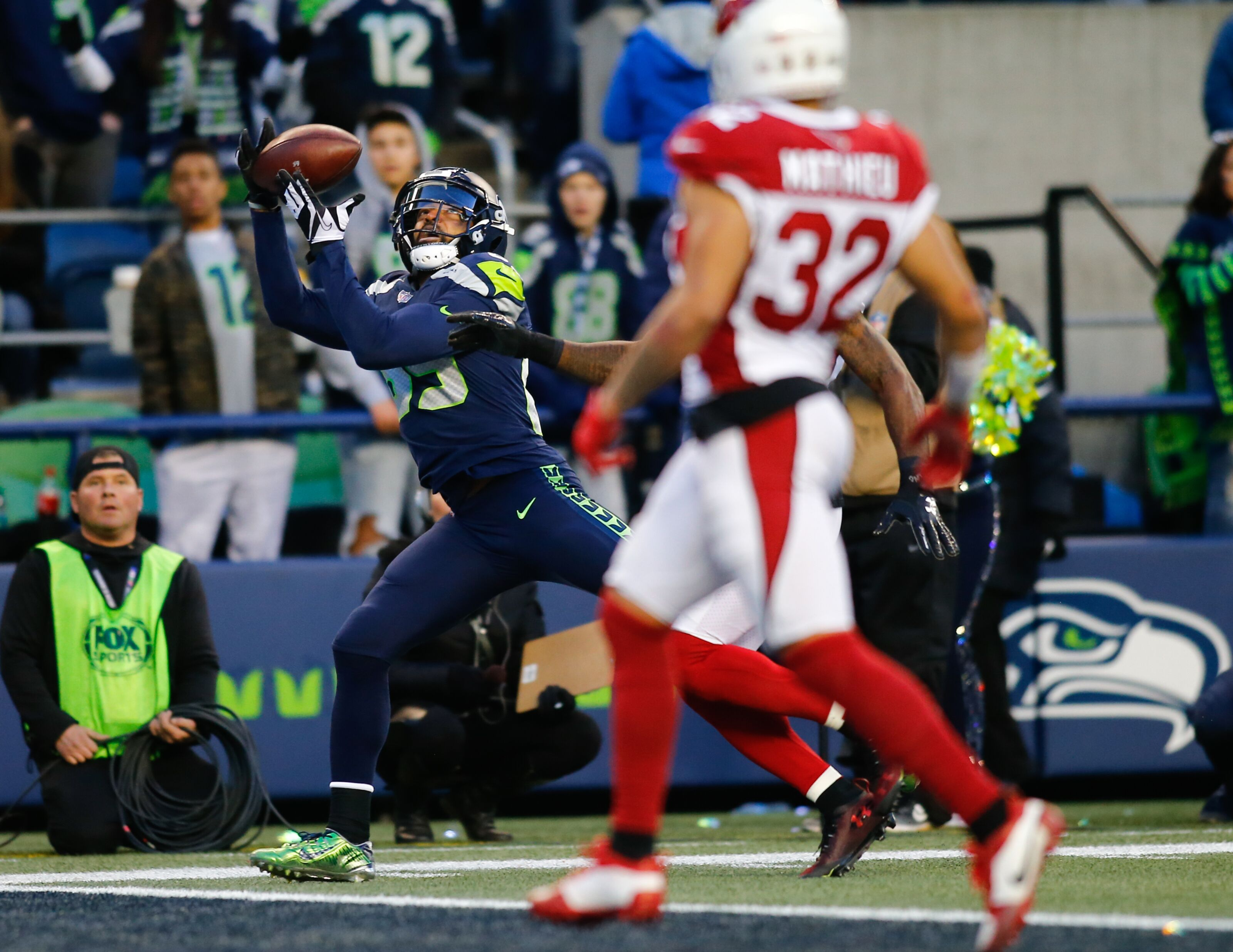 cc52db72a18 Seattle Seahawks  Familiar faces lead receivers