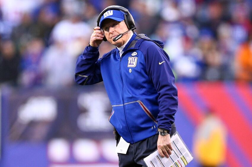 New York Giants: Nail in the Coughlin